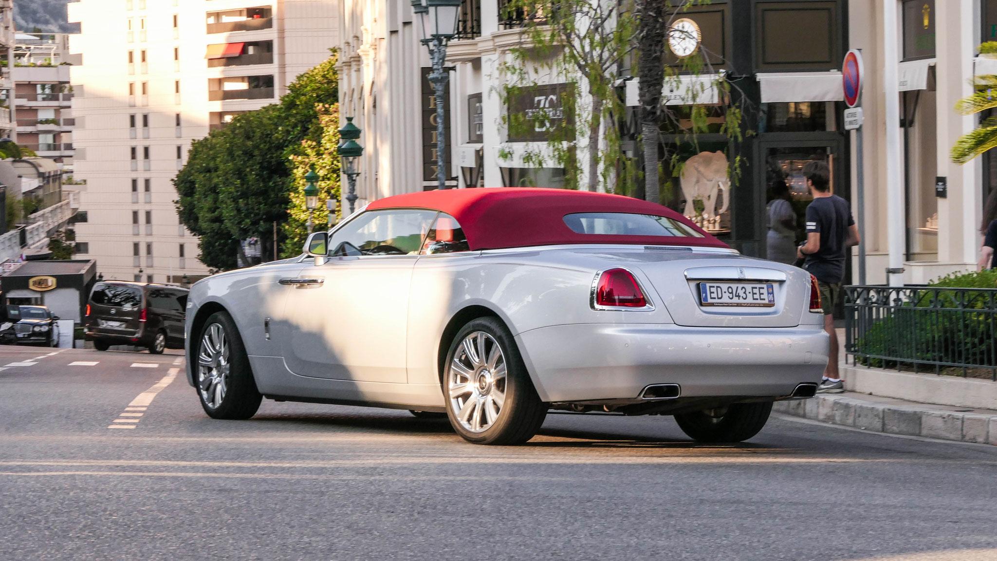 Rolls Royce Dawn - ED-943-EE-06 (FRA)