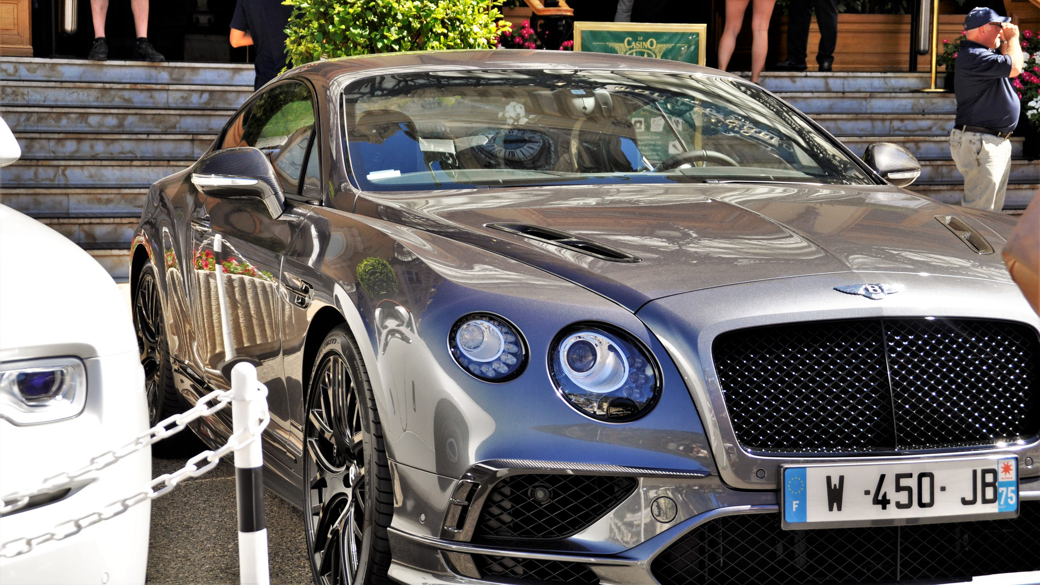 Bentley Continental GT Supersports - W-450-JB-75 (FRA)