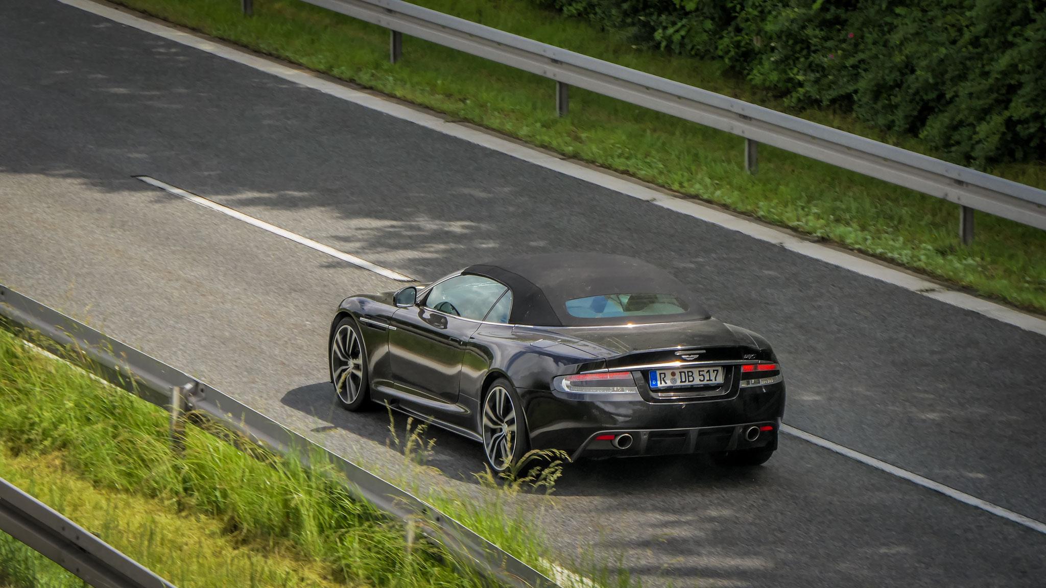 Aston Martin DBS Volante - R-DB-517