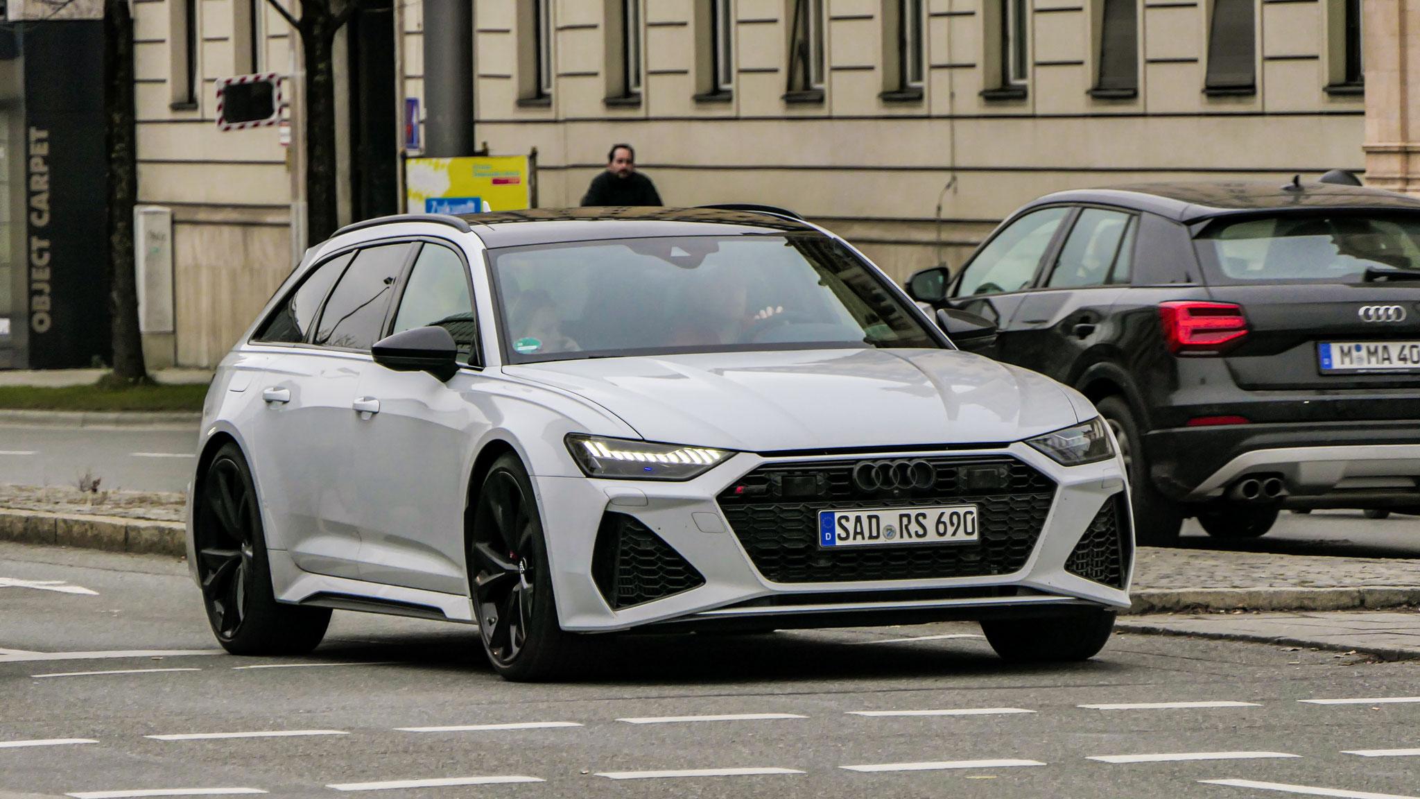 Audi RS6 - SAD-RS-690
