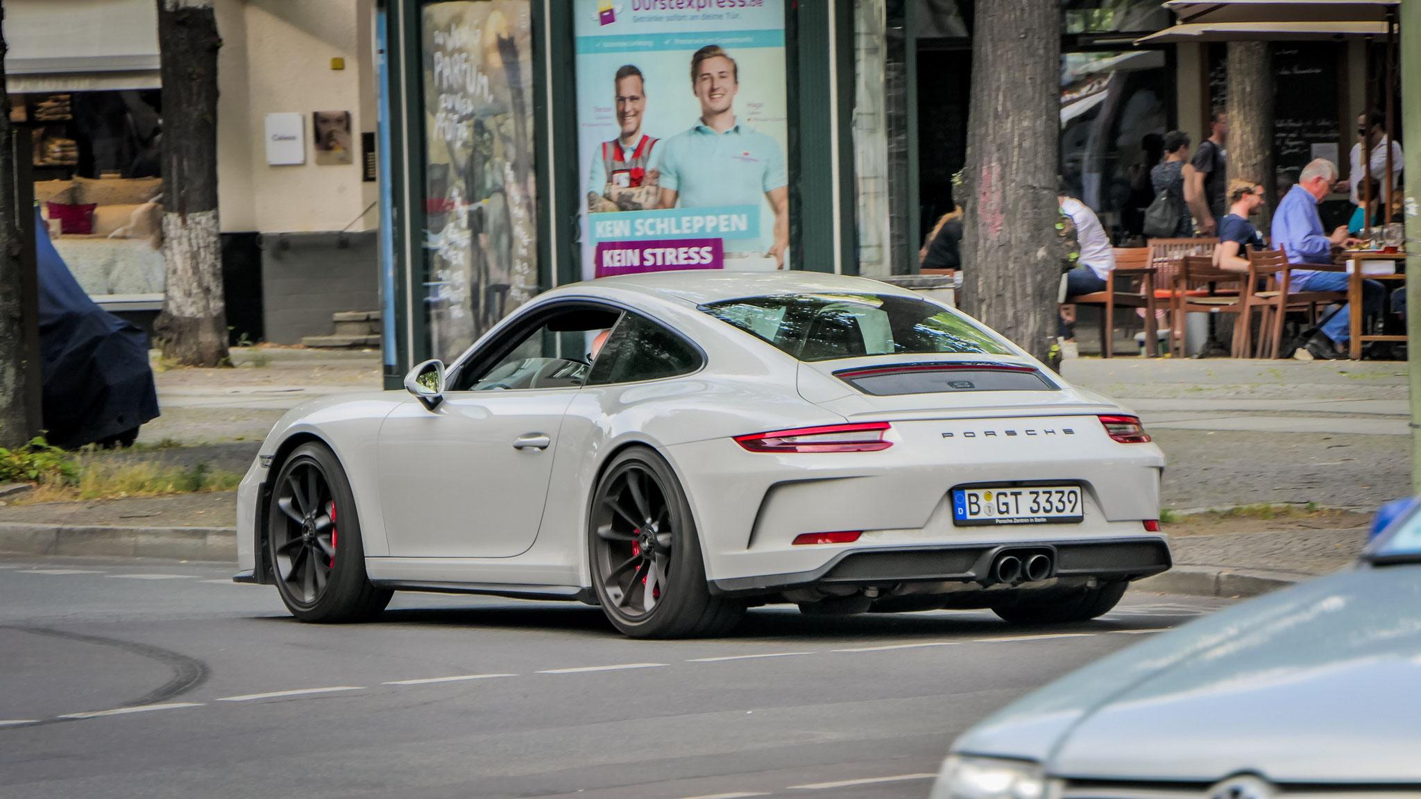 Porsche 991 GT3 Touring Package - B-GT-3339