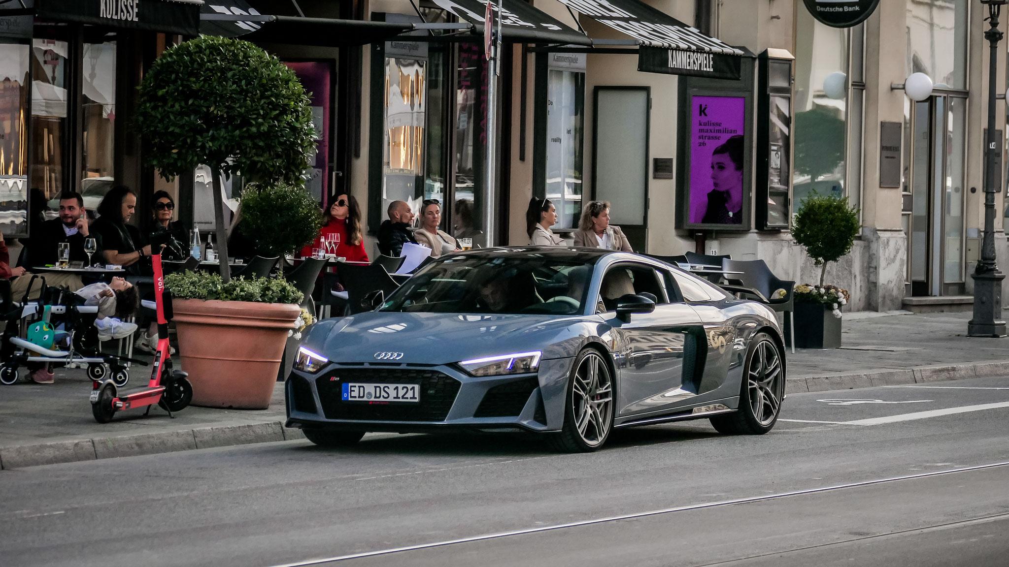 Audi R8 V10 - ED-DS-121