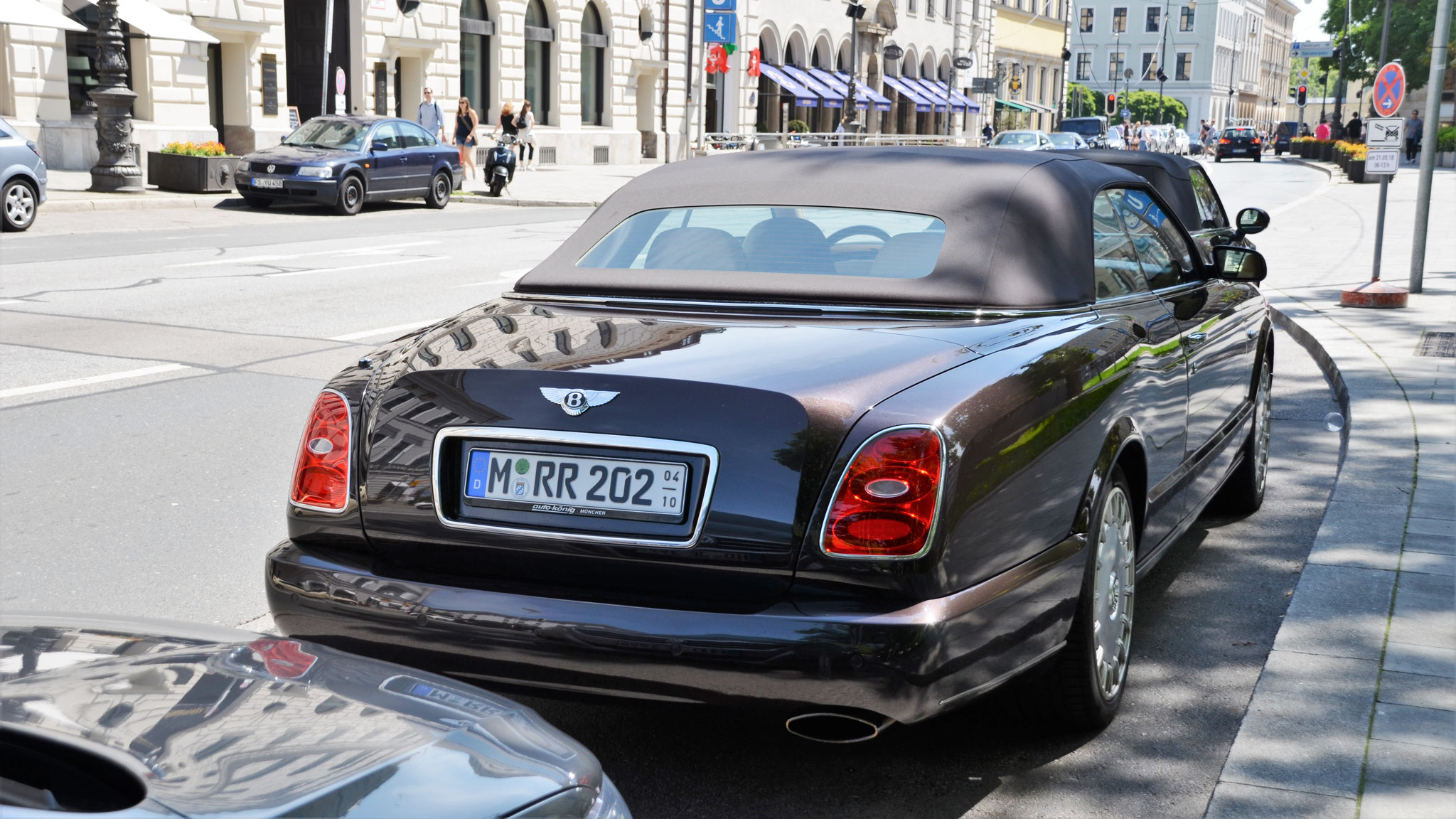 Bentley Azure - M-RR-202