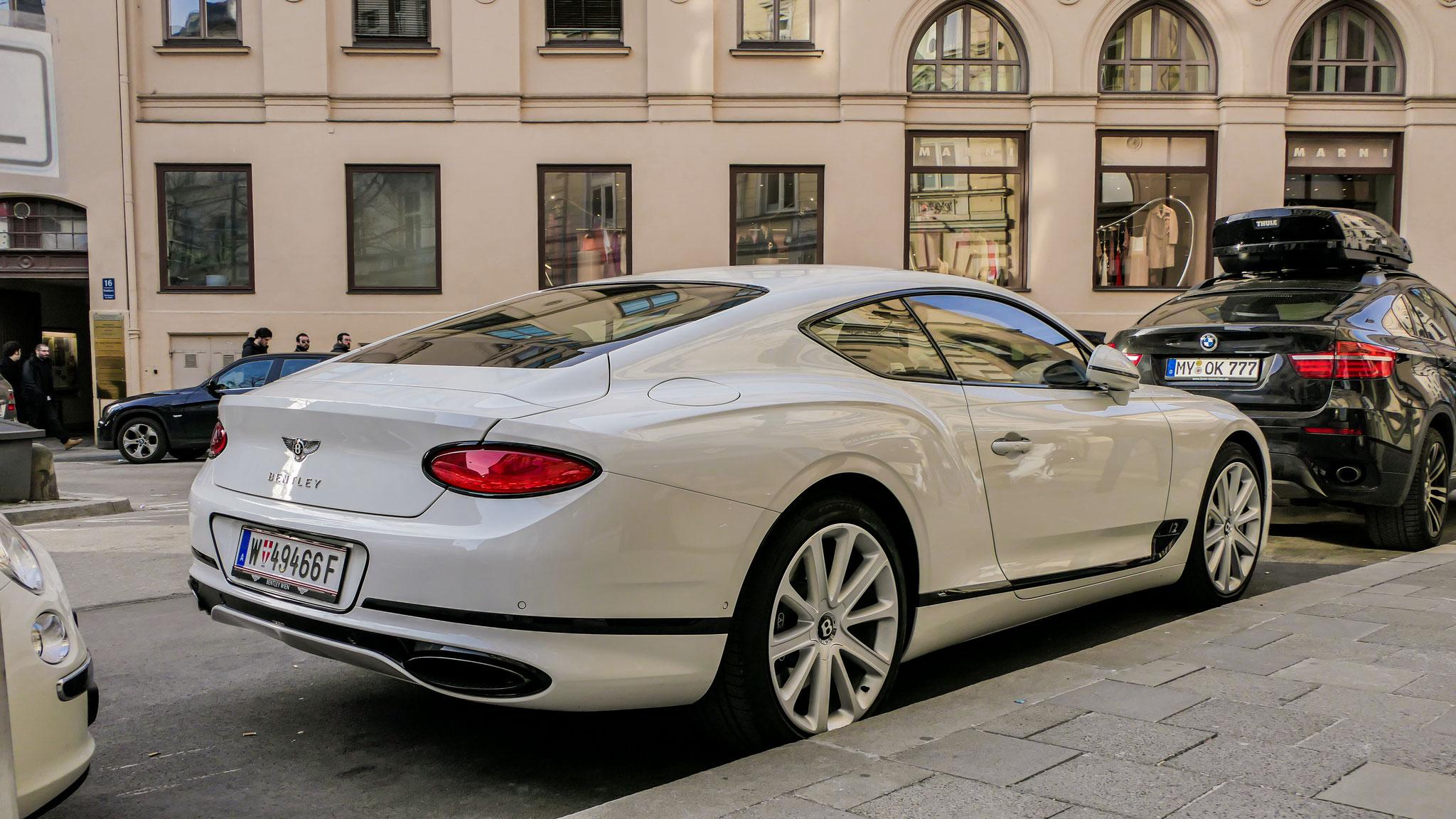 Bentley Continental GT - W-49466-F (AUT)