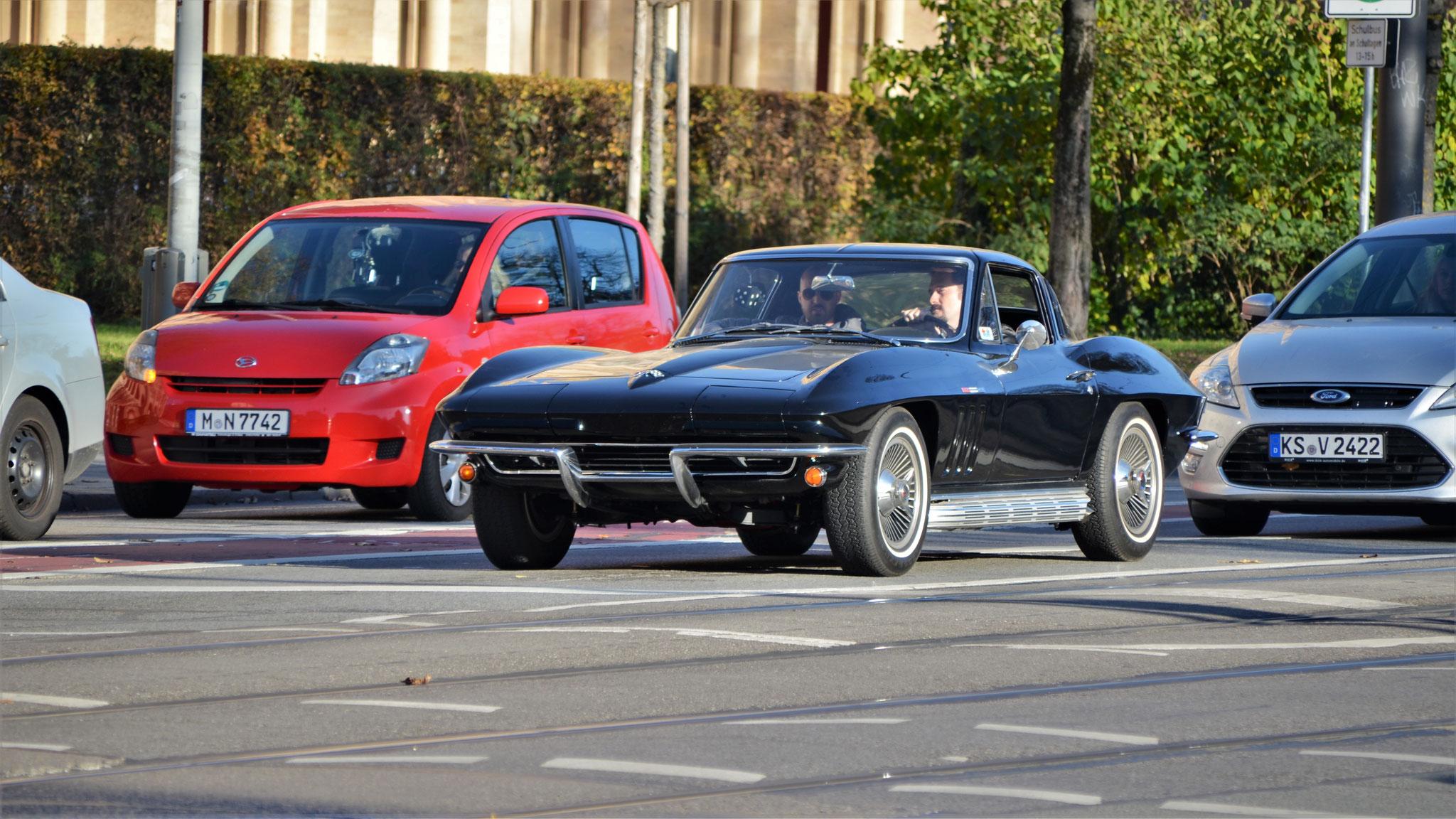 Chevrolet Corvette C2 - STA-K-65H
