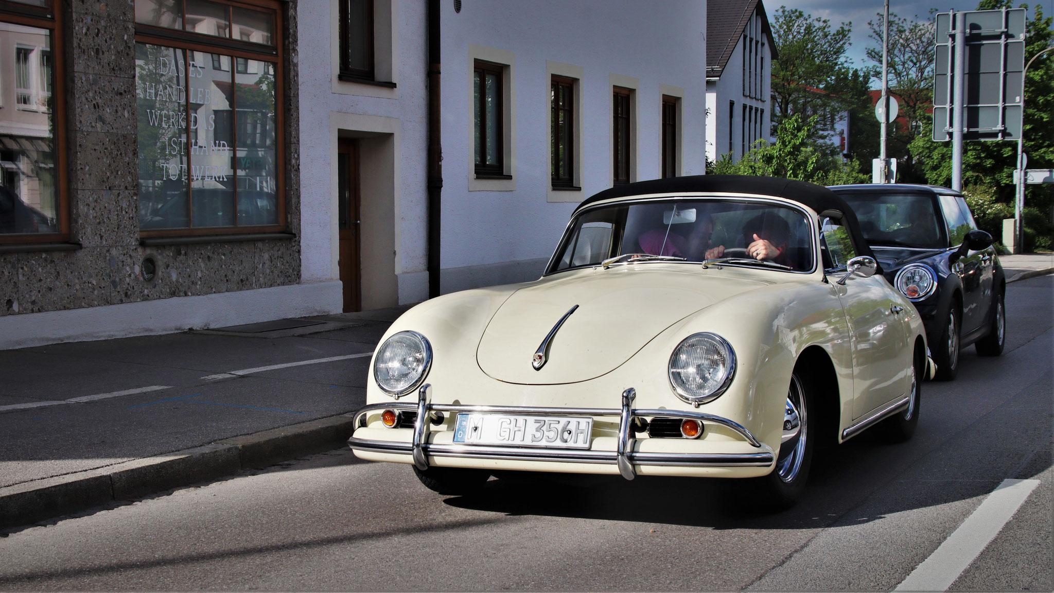 Porsche 356 1600 Super - M-GH-356H