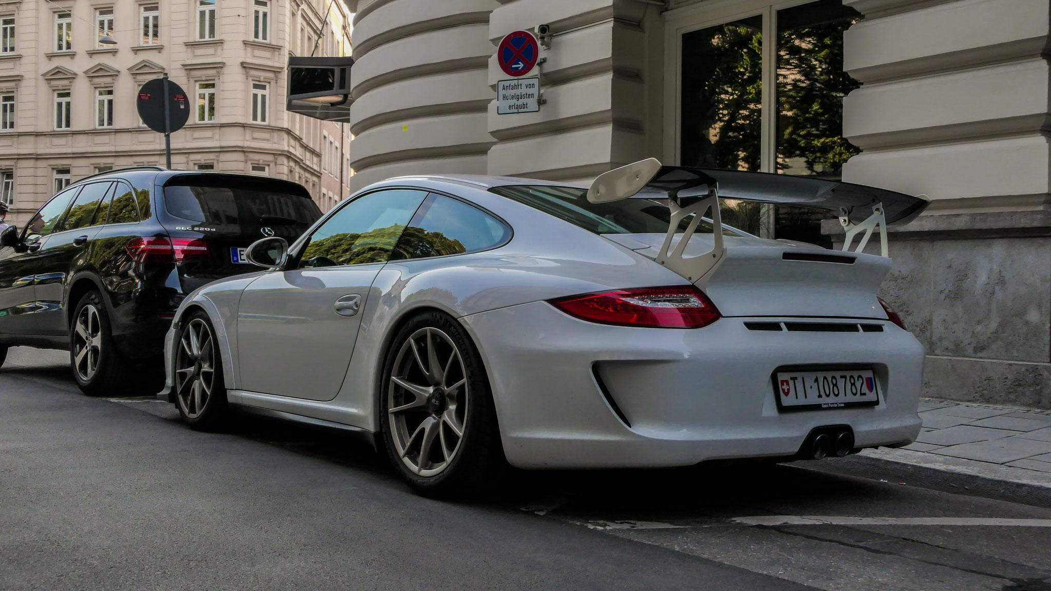 Porsche 911 GT3 RS - TI-108782 (CH)