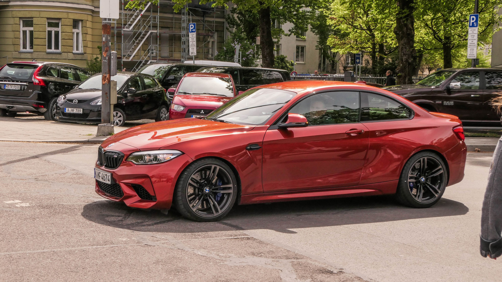 BMW M2 Competition - M-MF-4674