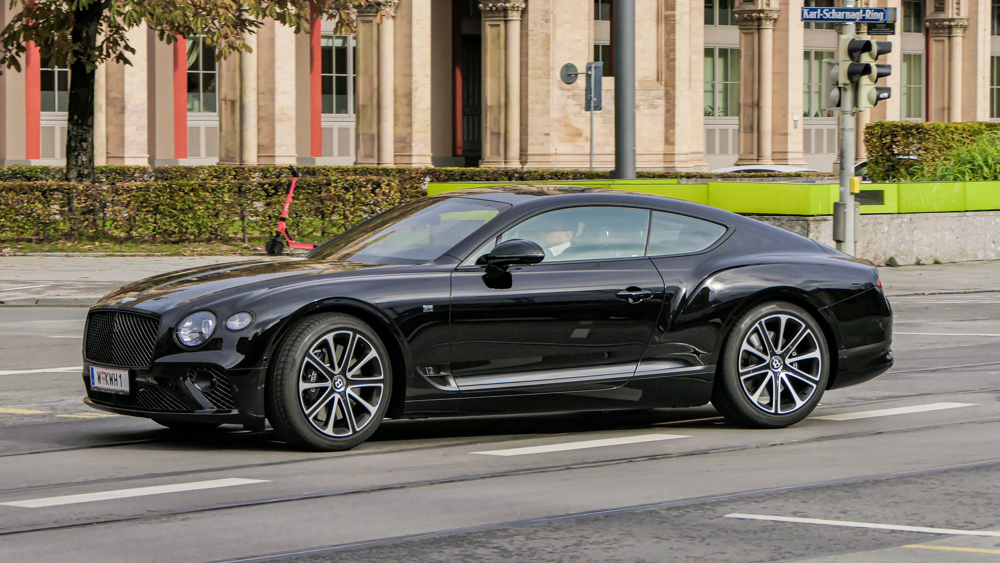 Bentley Continental GT - W-KWH-1 (AUT)