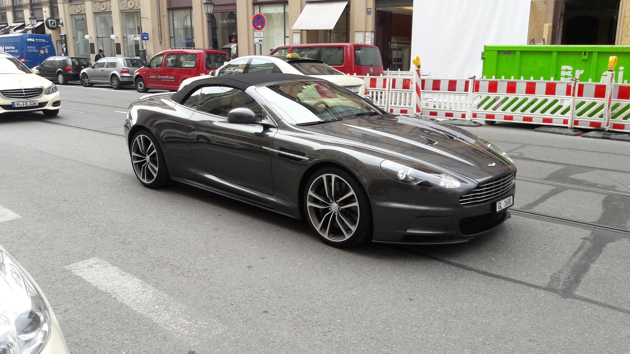 Aston Martin DBS Volante - GL-1600 (CH)