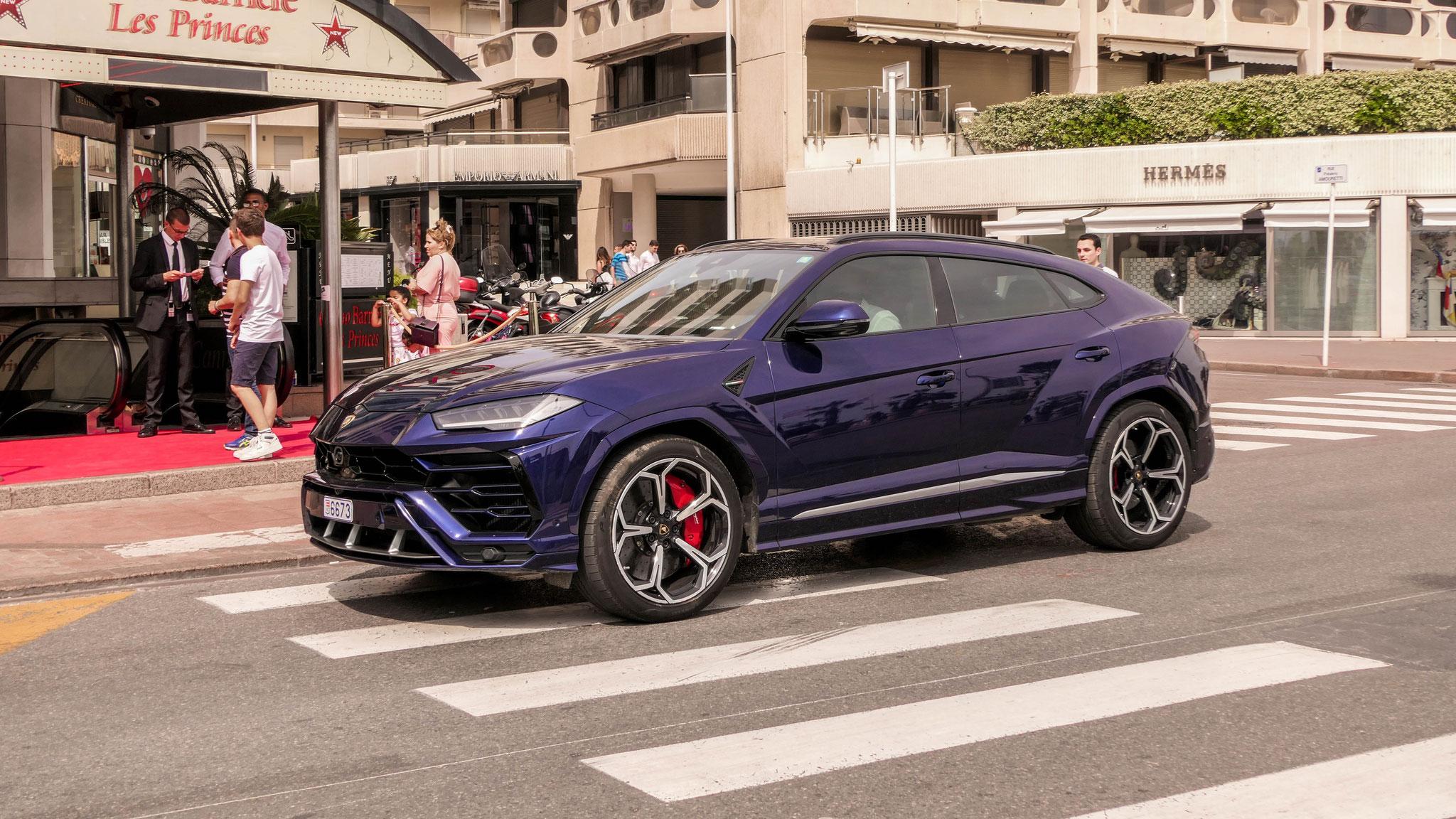 Lamborghini Urus - 6673 (MC)