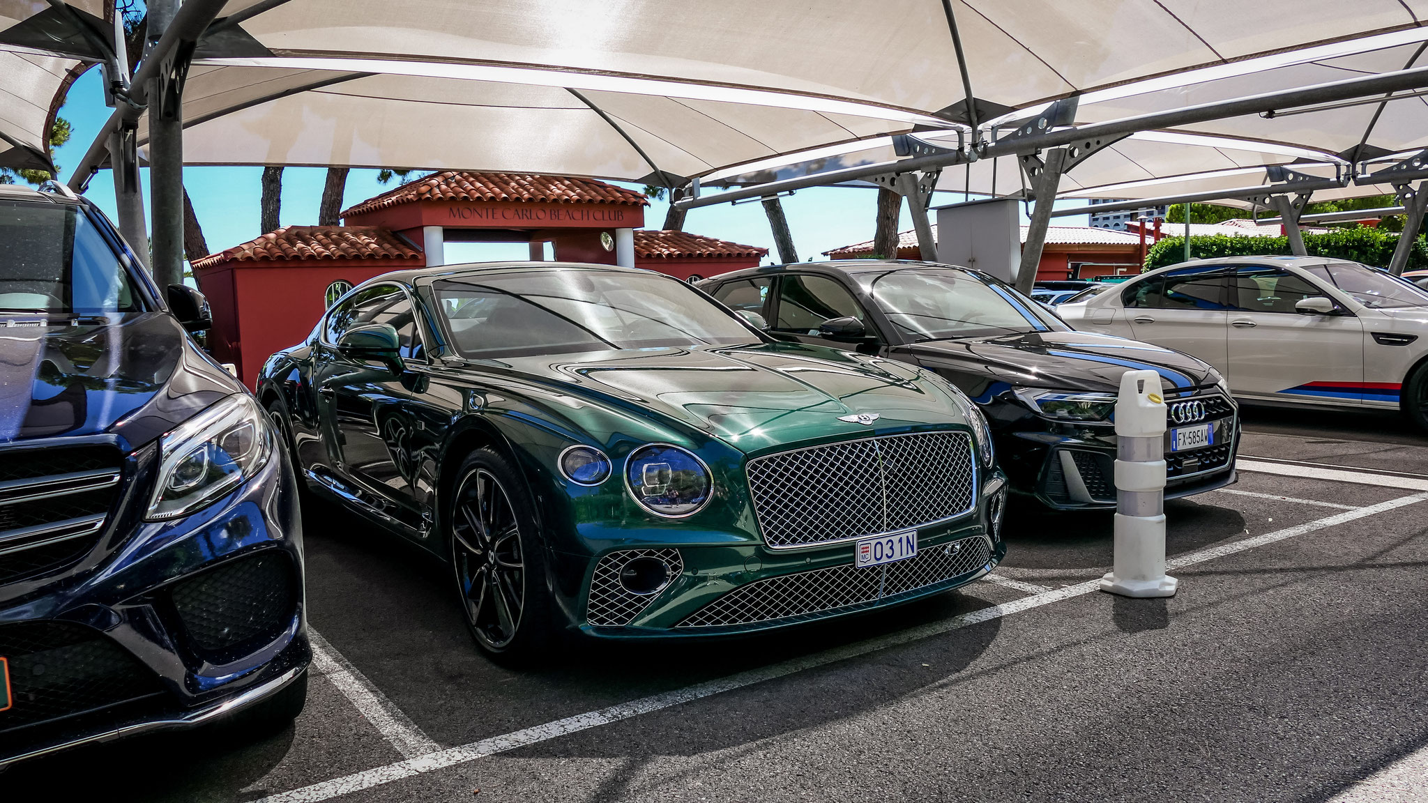 Bentley Continental GT - 031N (MC)