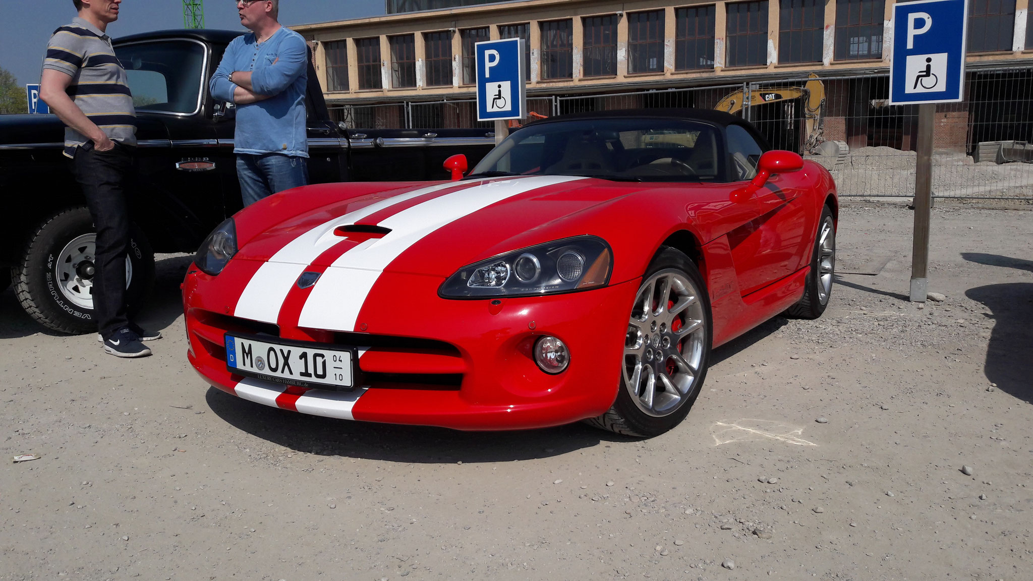 Dodge Viper SRT10 - M-OX-10
