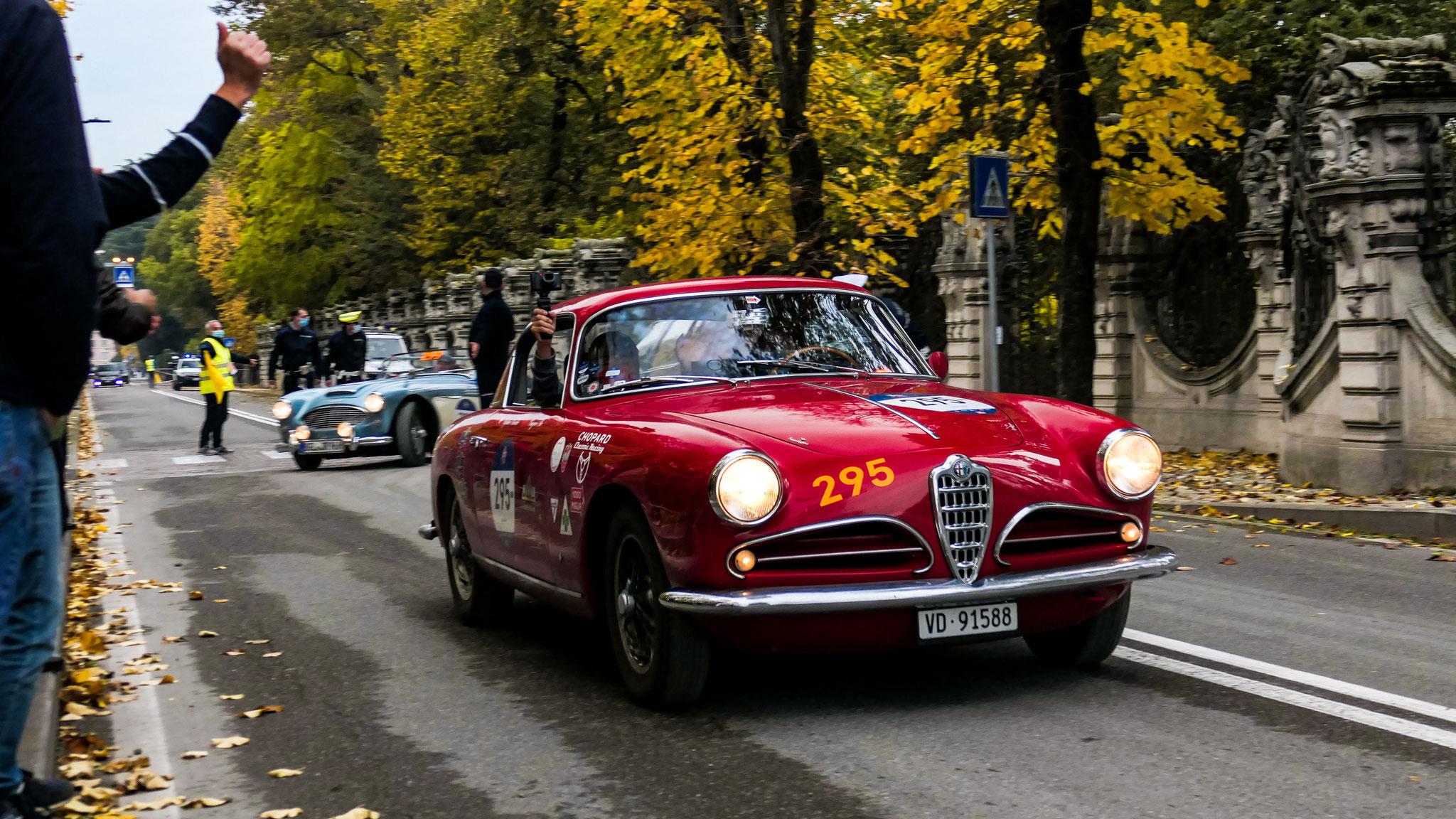 Alfa Romeo 1900C Super Sprint Touring - VD-91588 (CH)