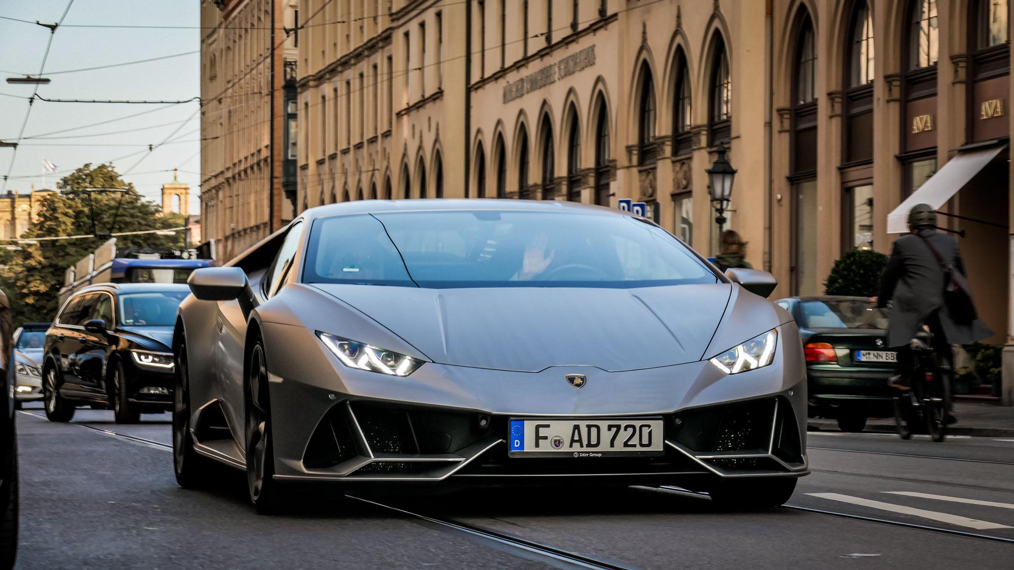 Lamborghini Huracan Evo - F-AD-720