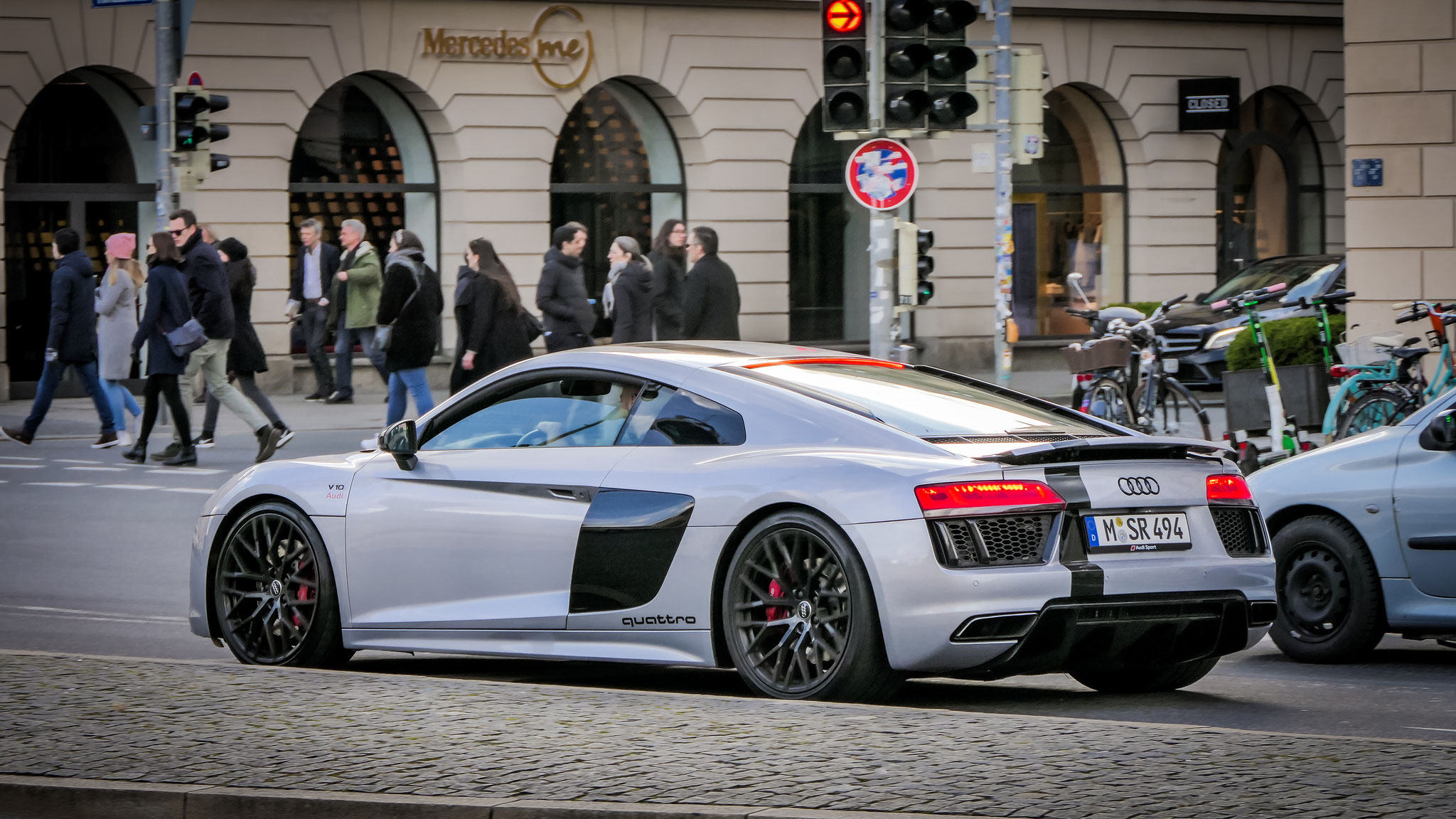 Audi R8 V10 - M-SR-494