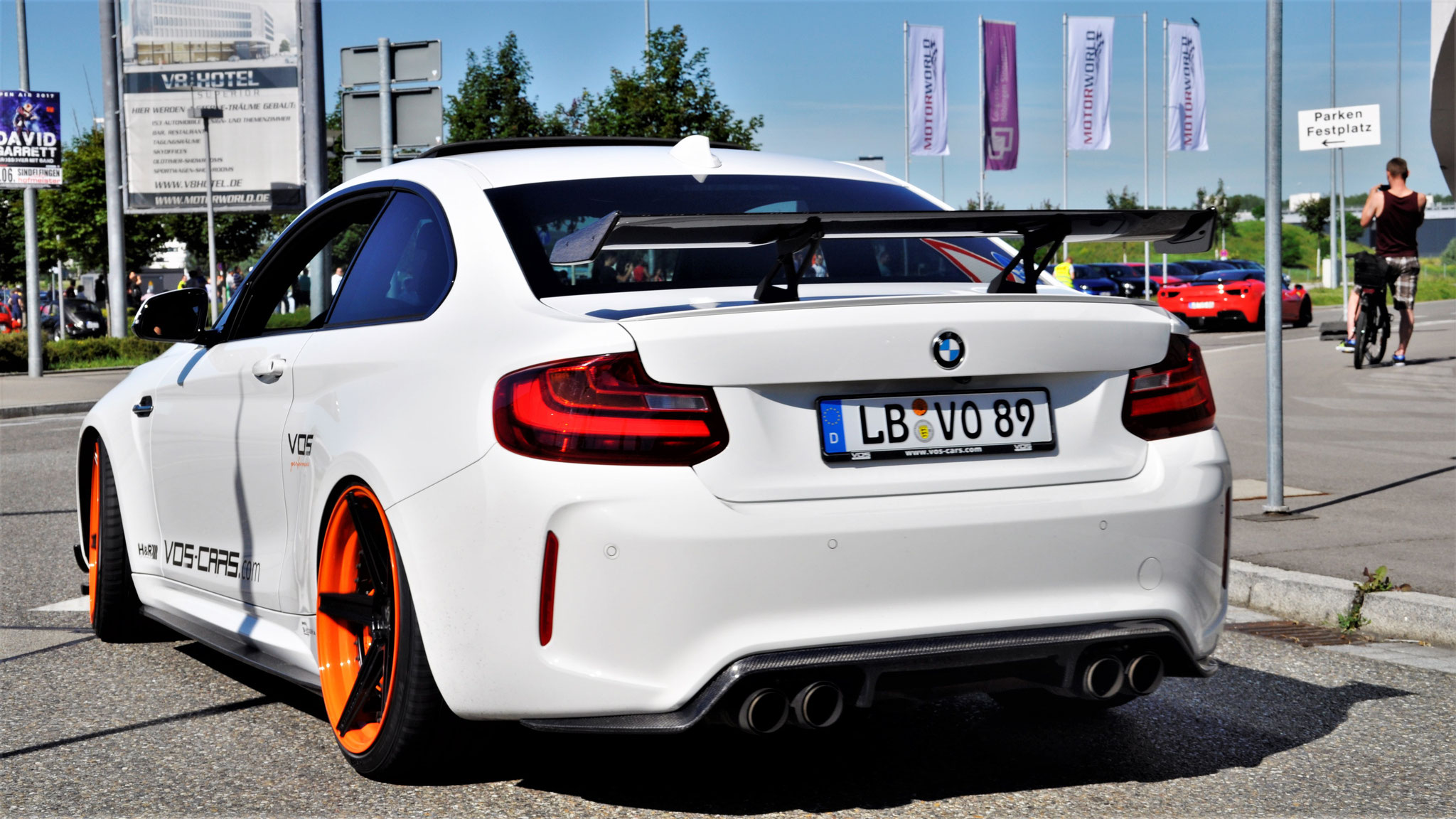 BMW M2 VOS Performance - LB-VO-89