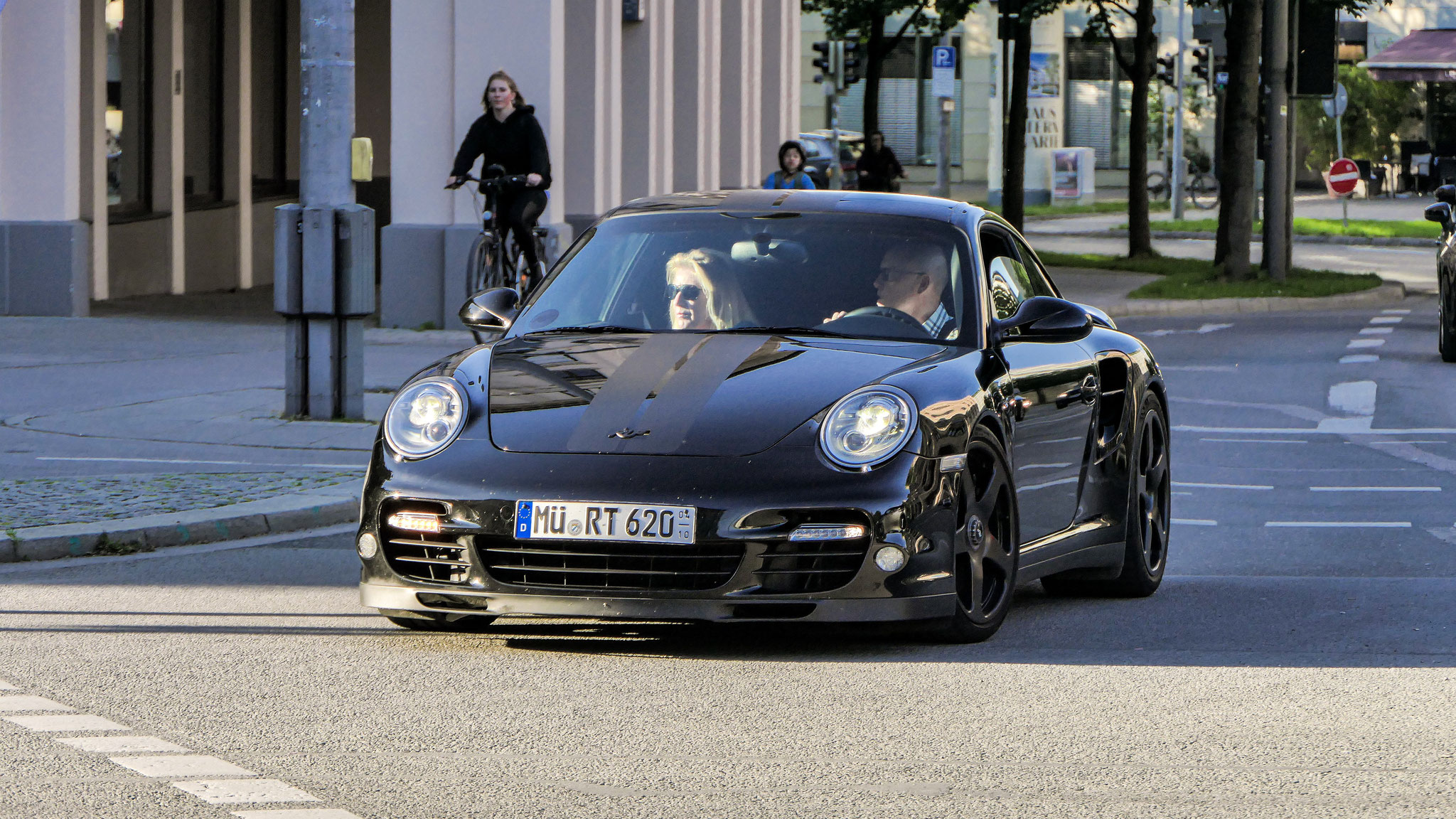RUF Porsche 997 Turbo - MÜ-RT-620