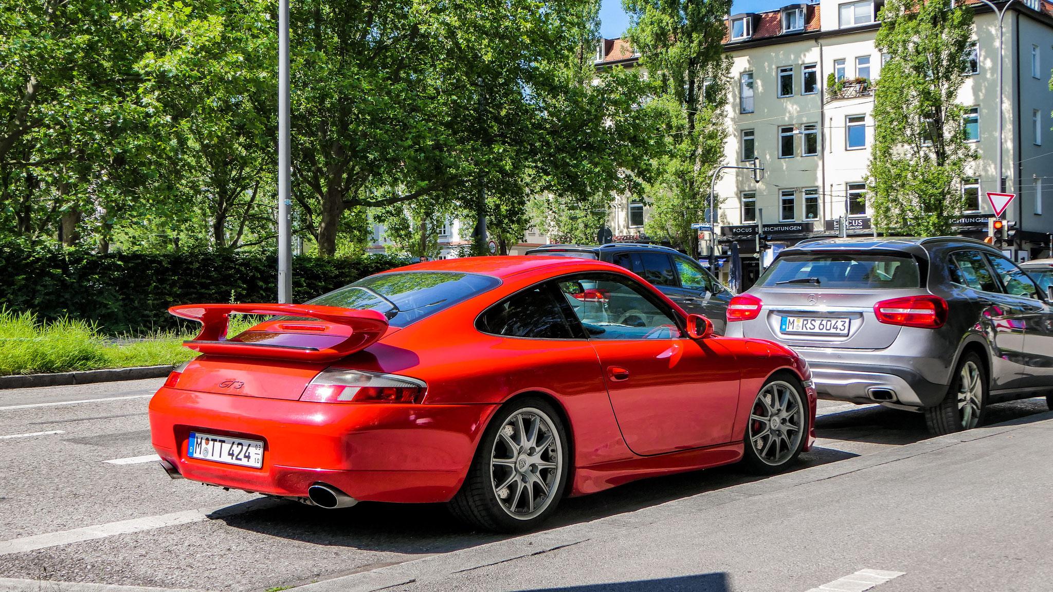 Porsche GT3 996 - M-TT-424