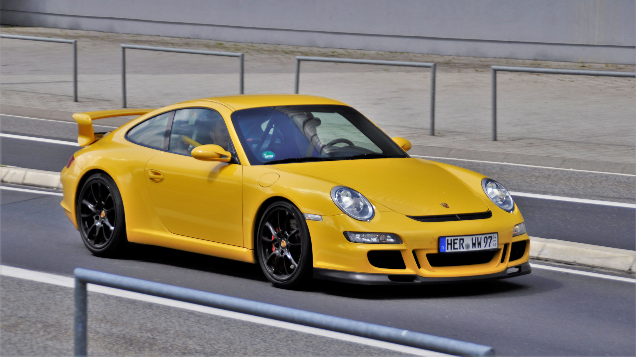 Porsche GT3 997 - HER-WW-97