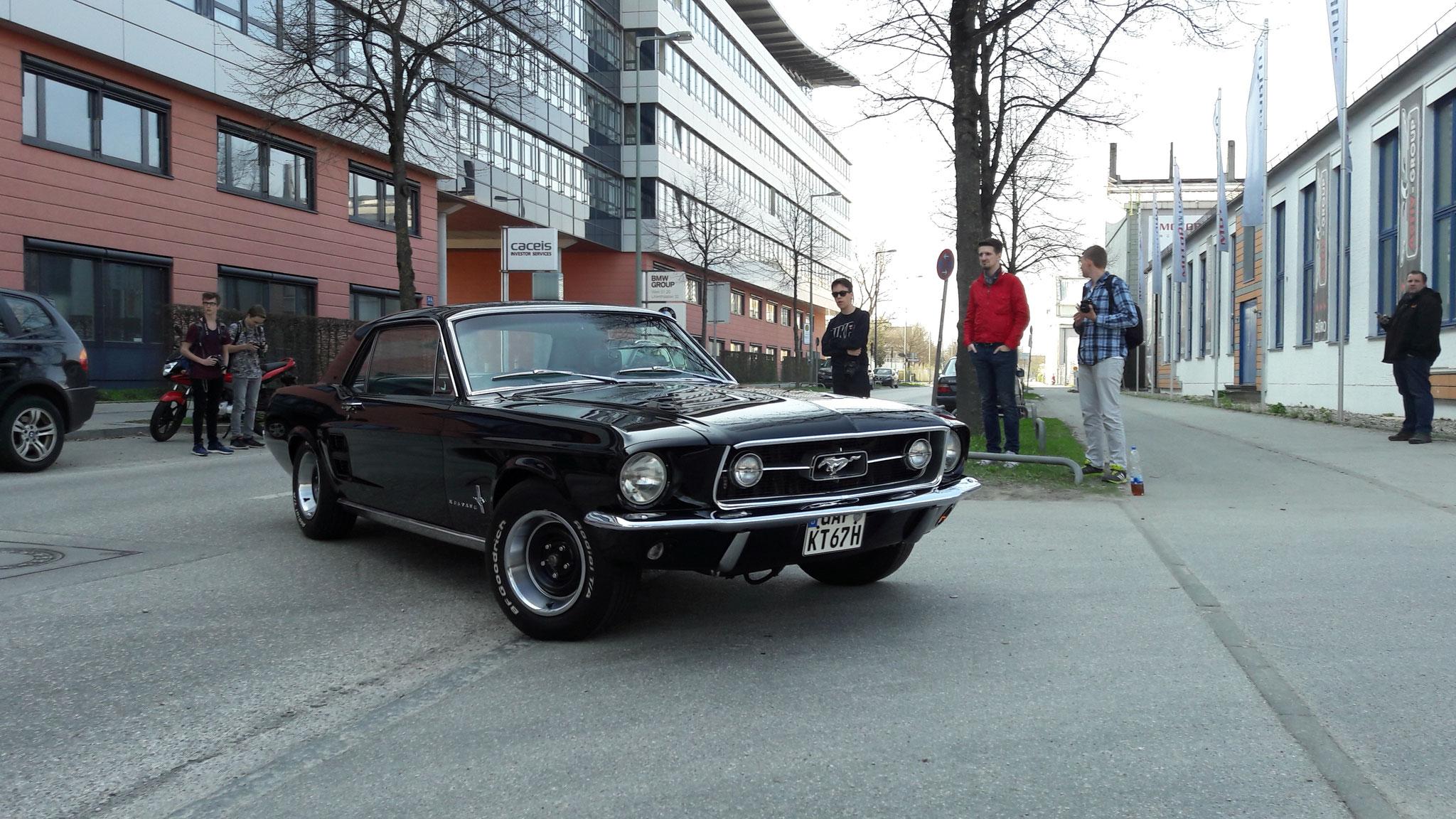 Mustang I - GAP-KT-67H