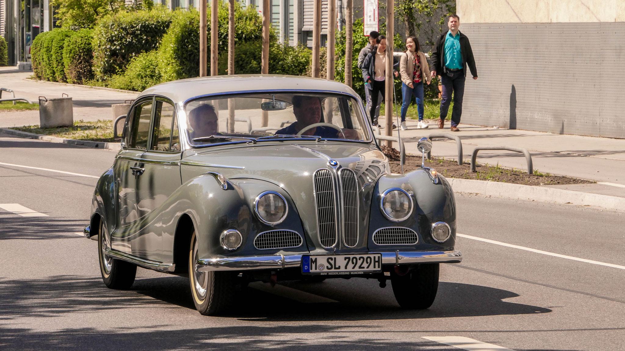 BMW 501/502 - M-SL-7927H