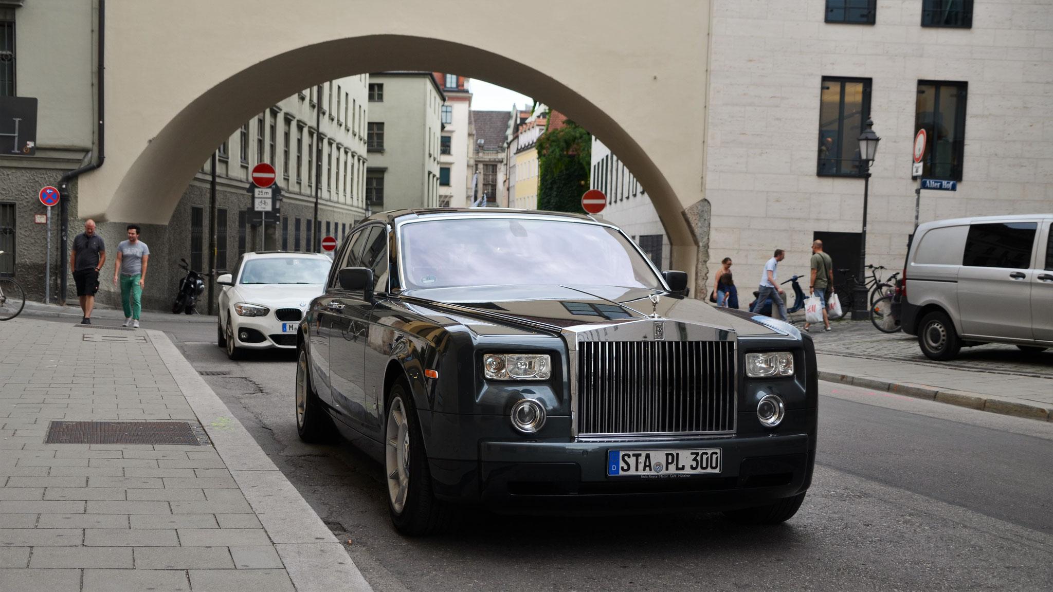 Rolls Royce Phantom - STA-PL-300