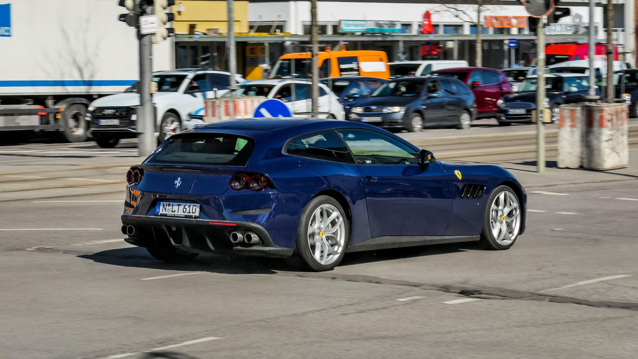 Ferrari GTC4 Lusso - N-LT-610