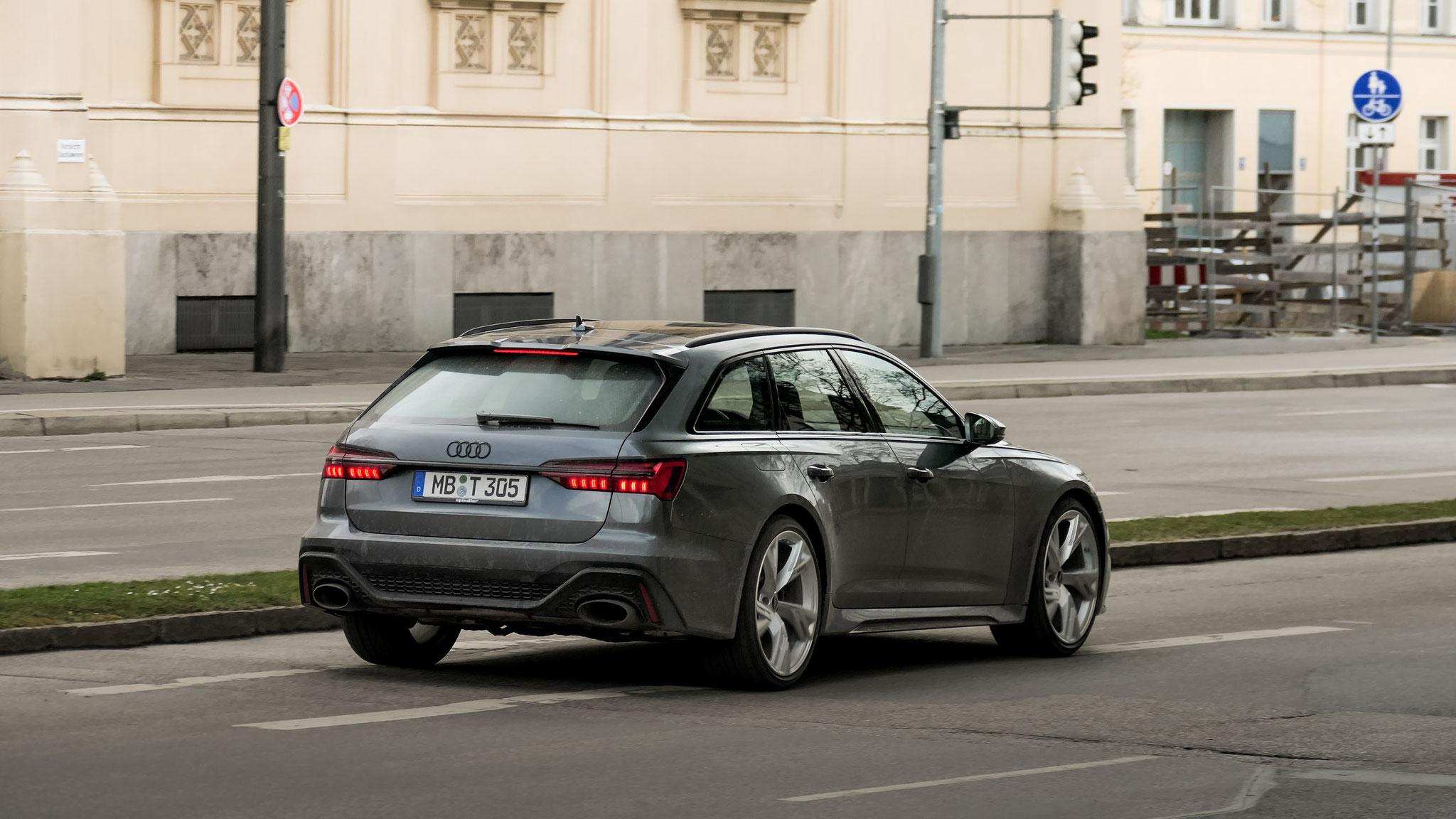 Audi RS6 - MB-T-305