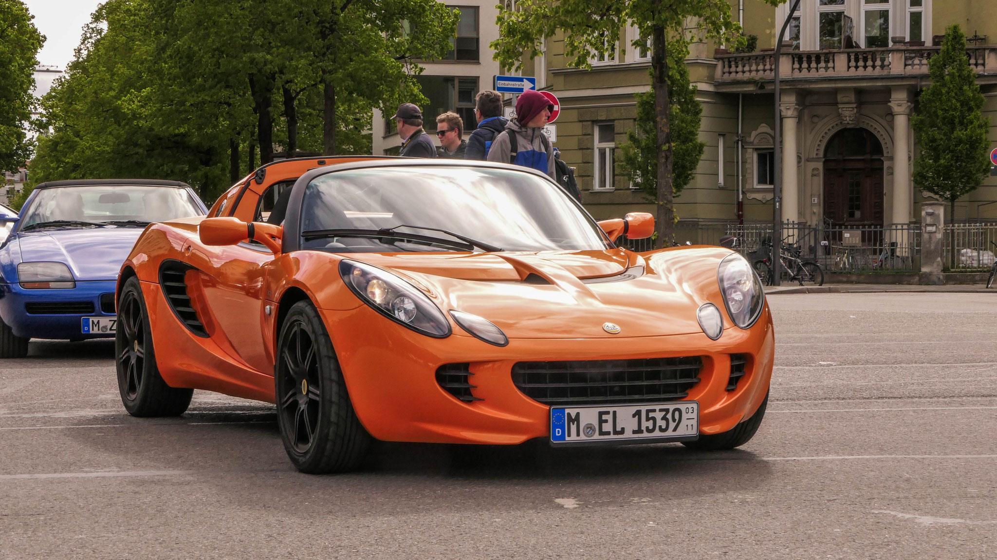 Lotus Elise S2 - M-EL-1539