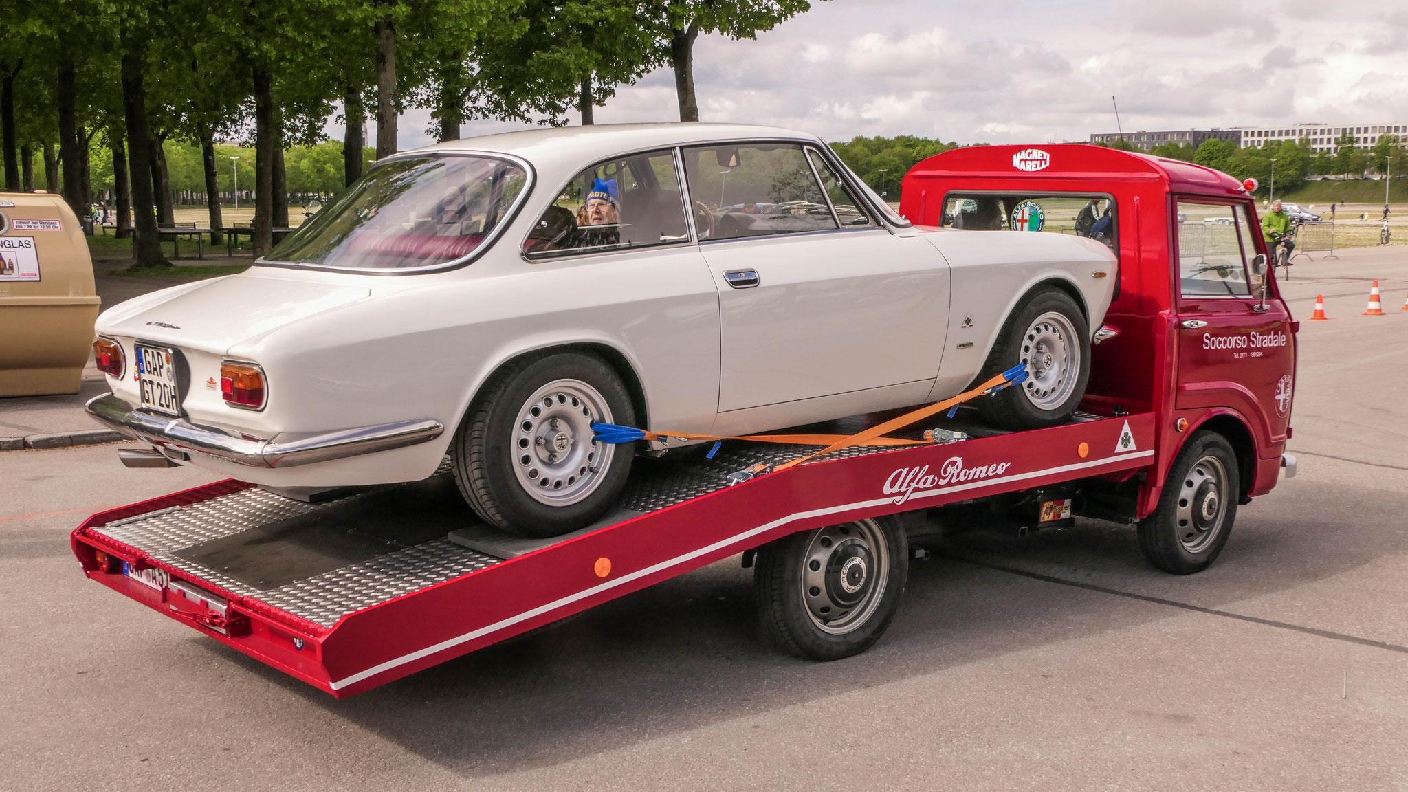 Alfa Romeo Giulia Sprint GT - GAP-GT-20H