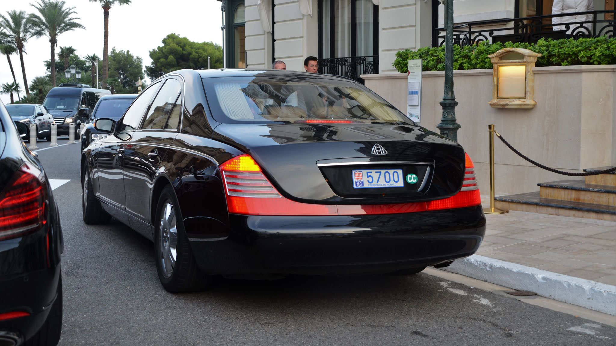 Maybach 57S - 5700 (MC)