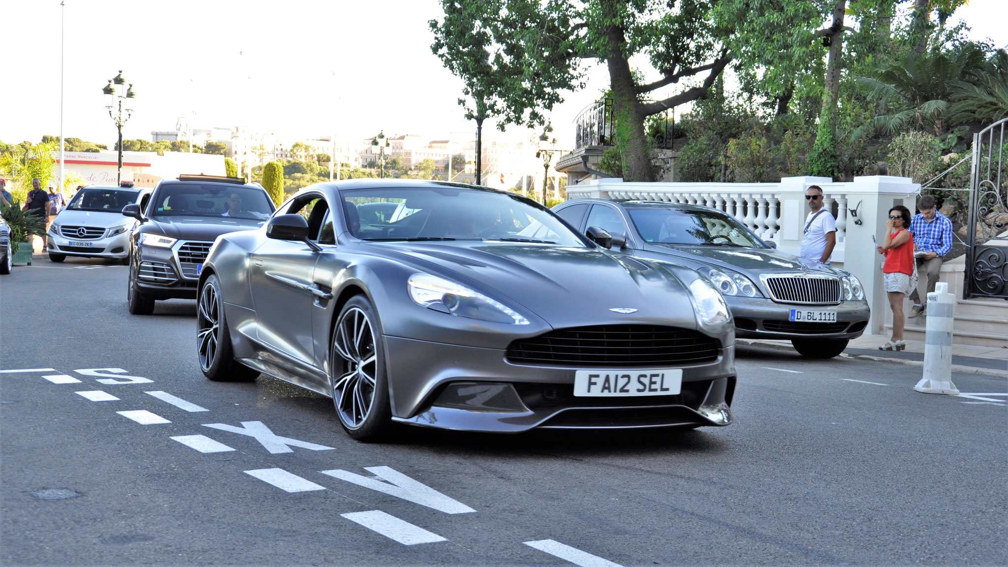 Aston Martin Vanquish - FA12-SEL (GB)