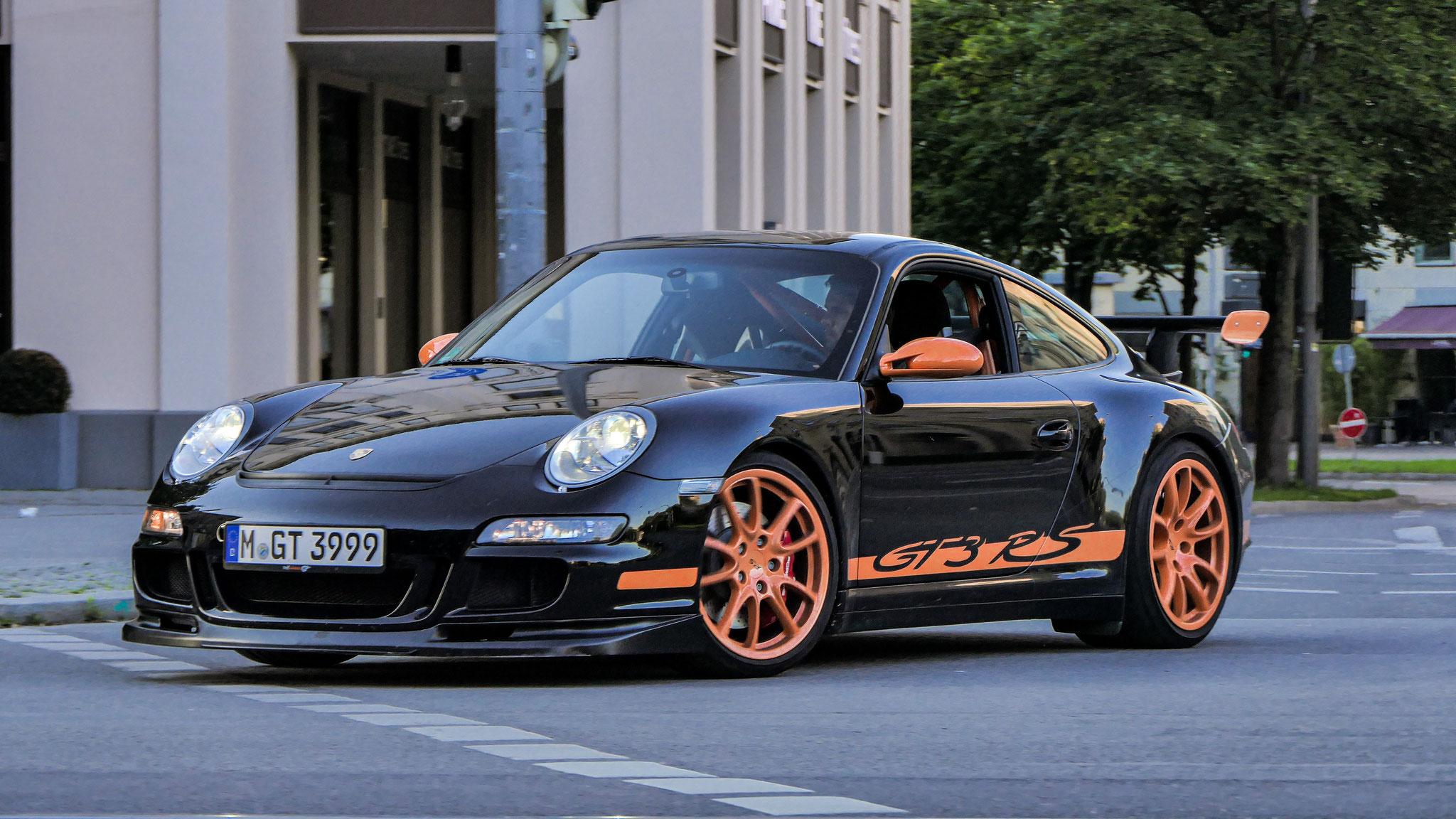 Porsche 911 GT3 RS - M-GT-3999