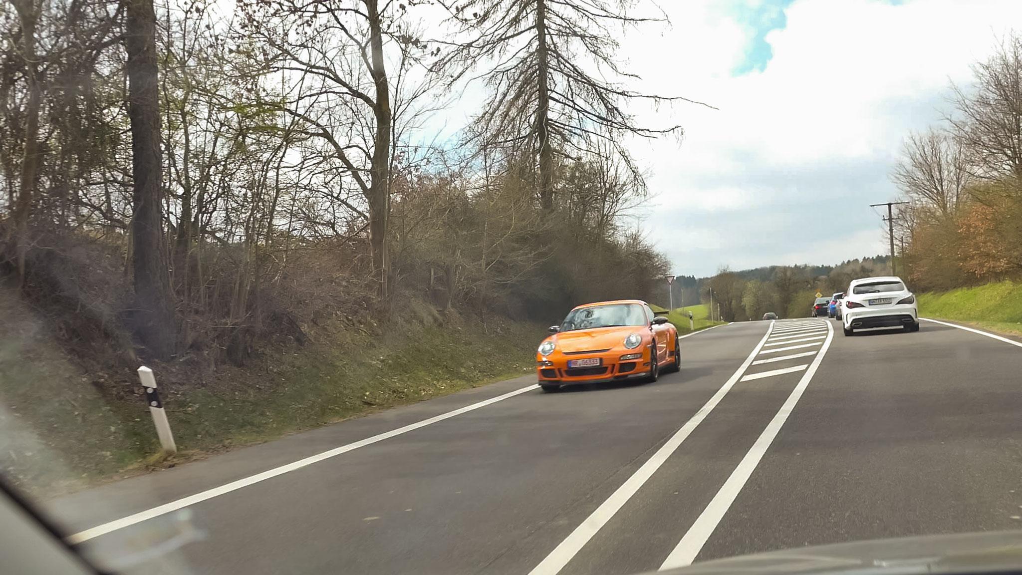 Porsche 911 GT3 RS - NR-06333
