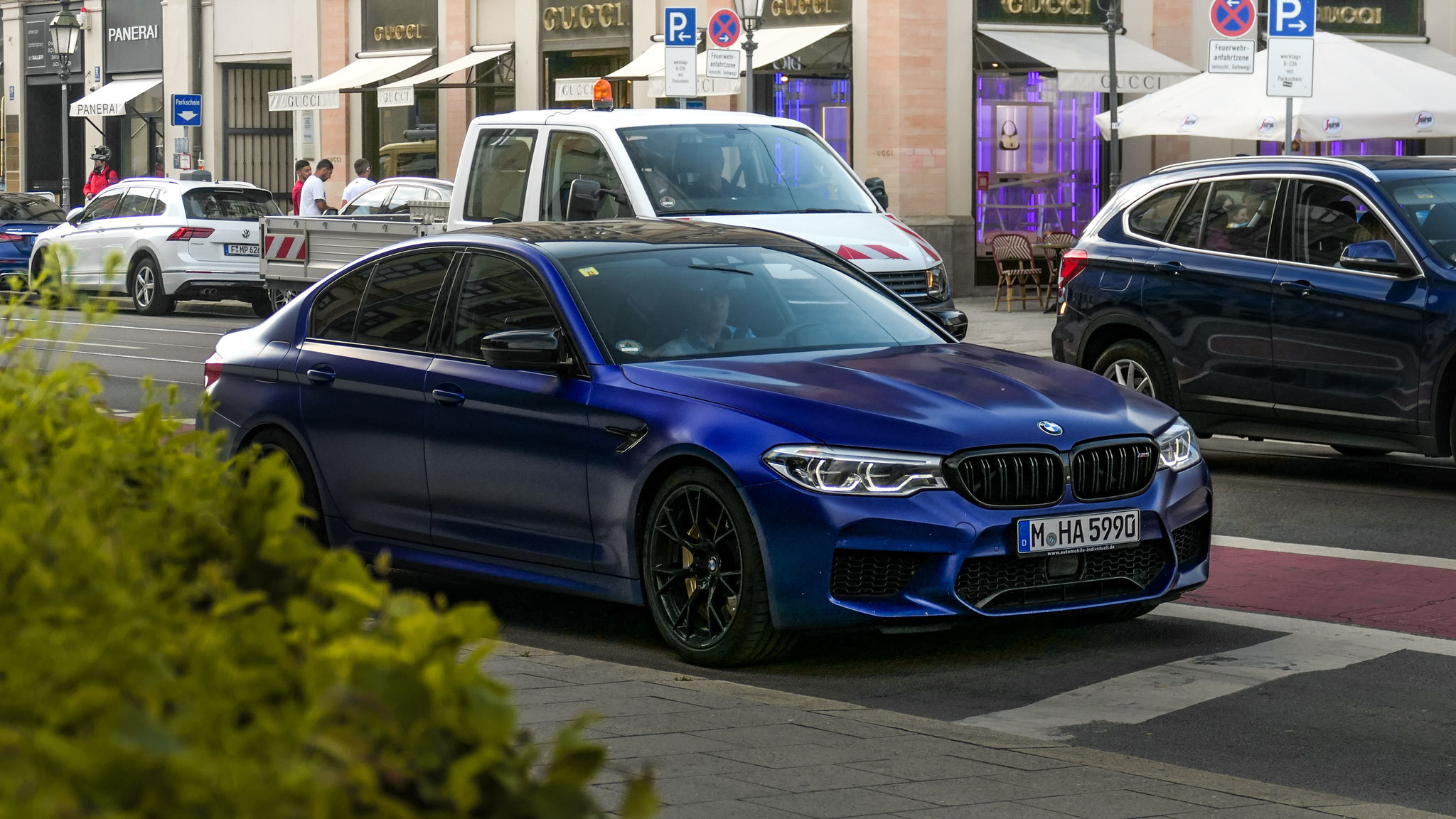 BMW M5 - M-HA-5990