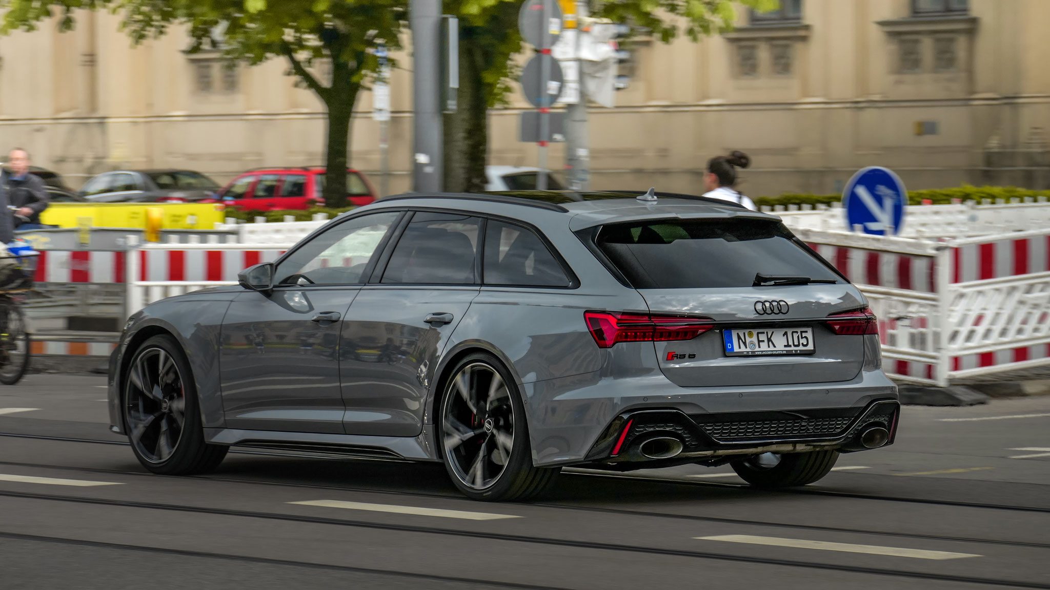 Audi RS6 - N-FK-105