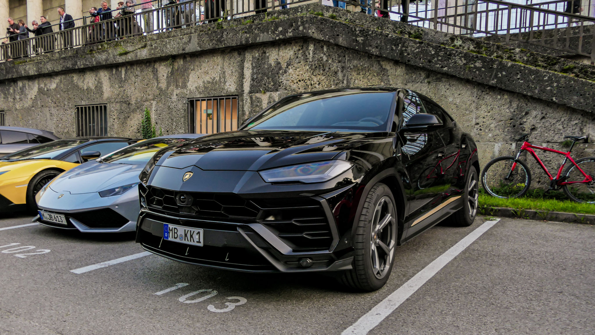 Lamborghini Urus - MB-KK-1