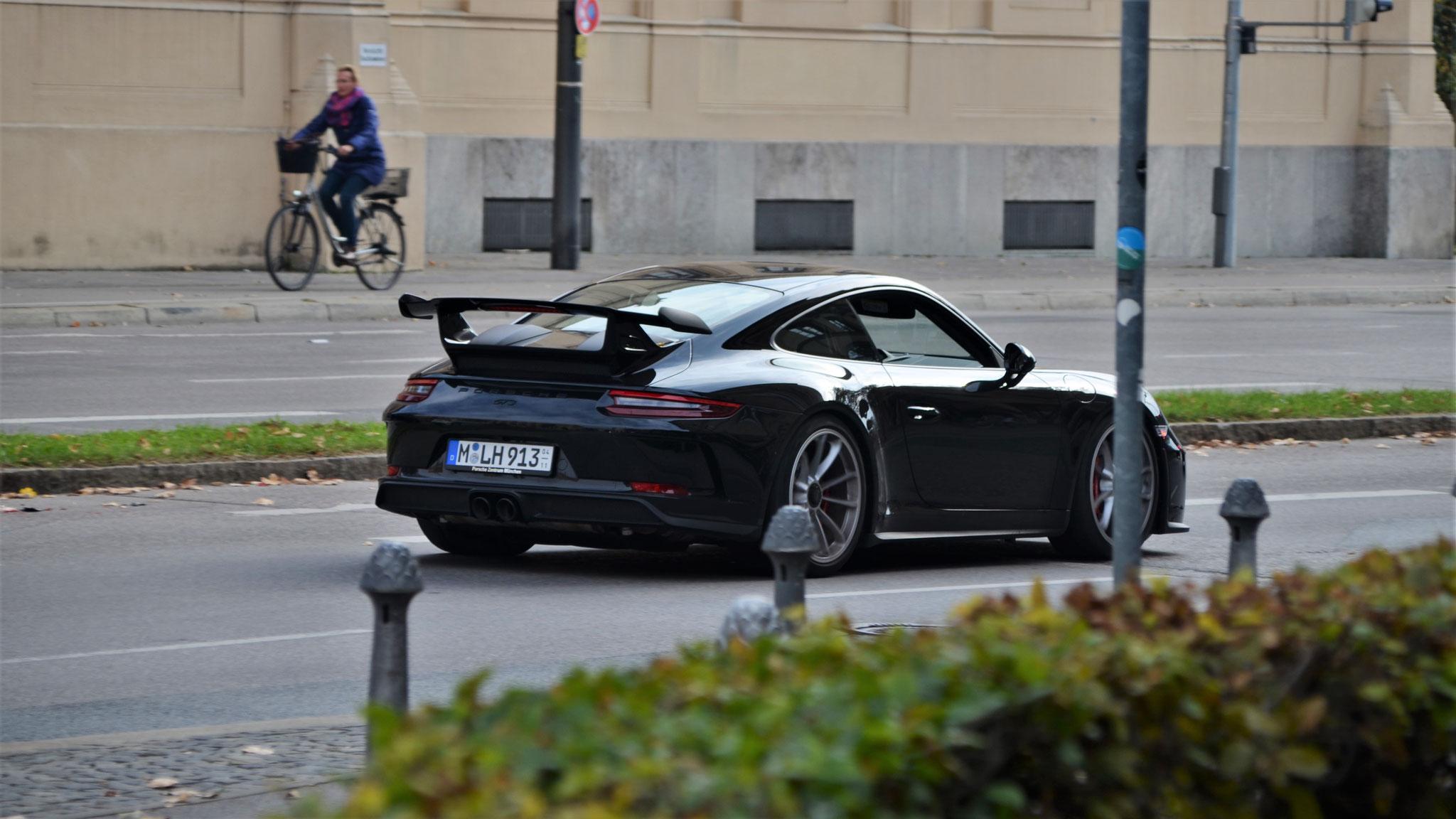 Porsche 991 GT3 - M-LH-913