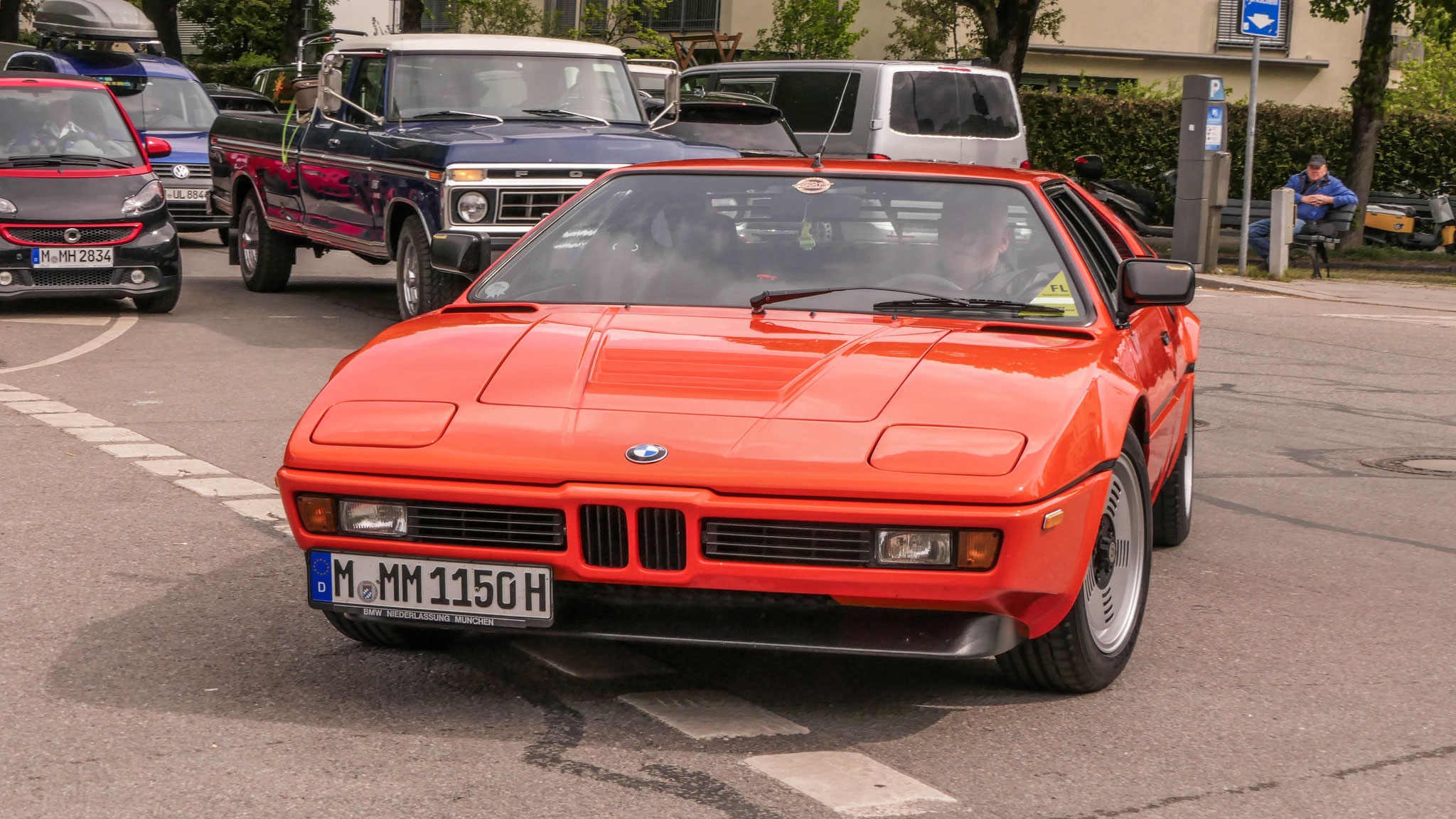 BMW M1 - M-MM-1150H