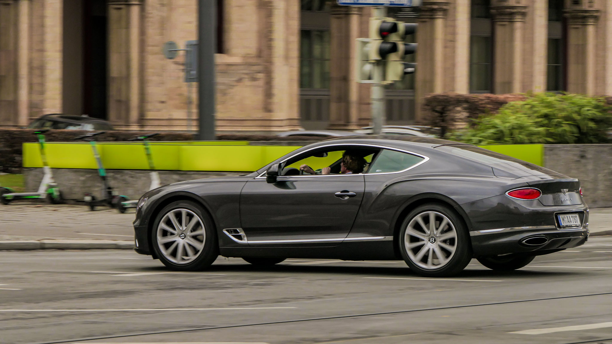 Bentley Continental GT - M-AA-787