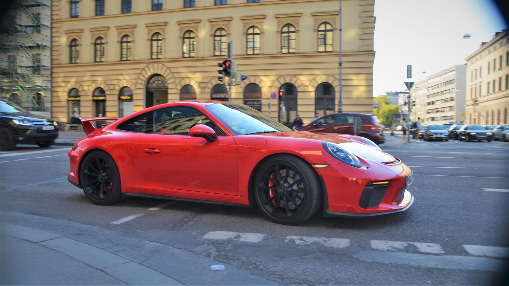 Porsche 991 GT3 - ND-GO-991