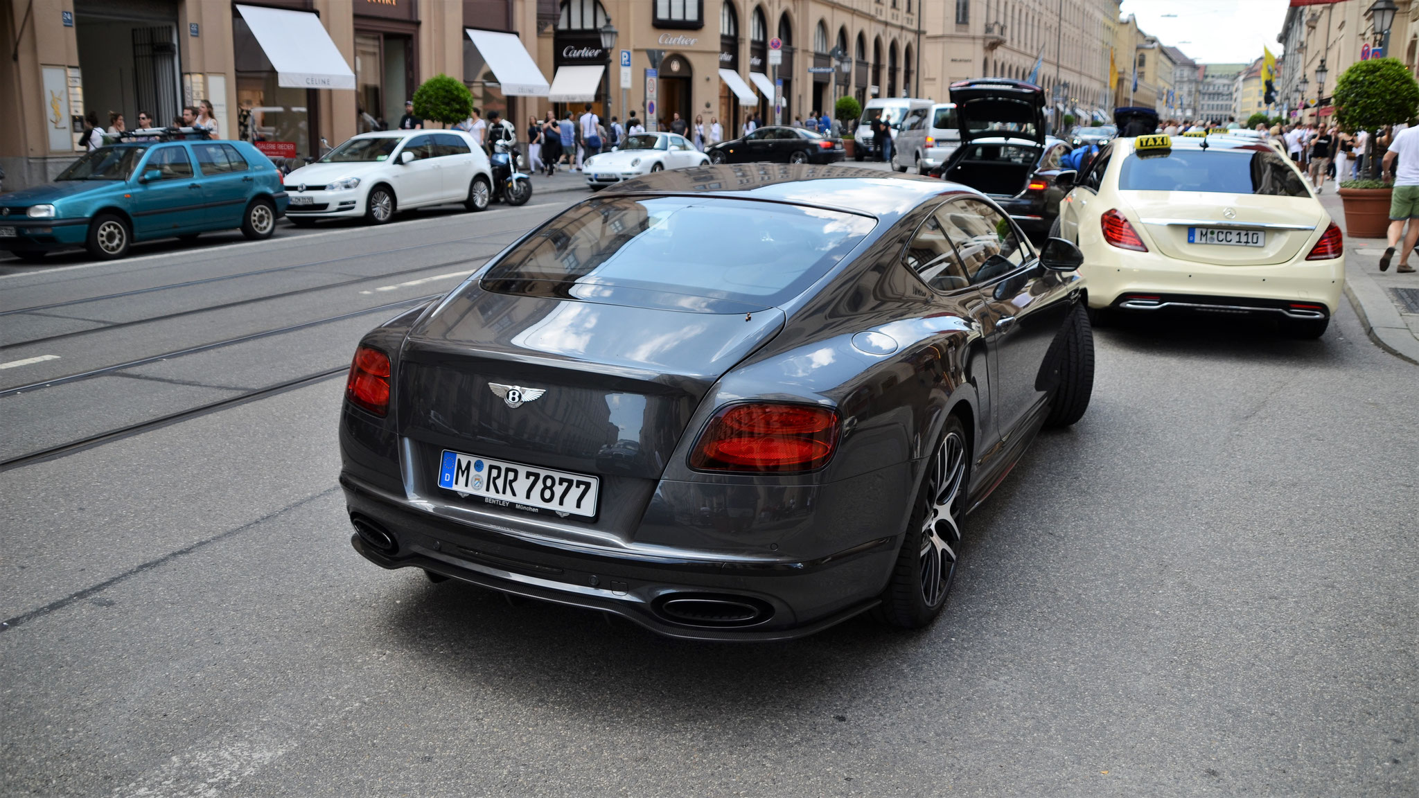 Bentley Continental GT Supersports - M-RR-7877