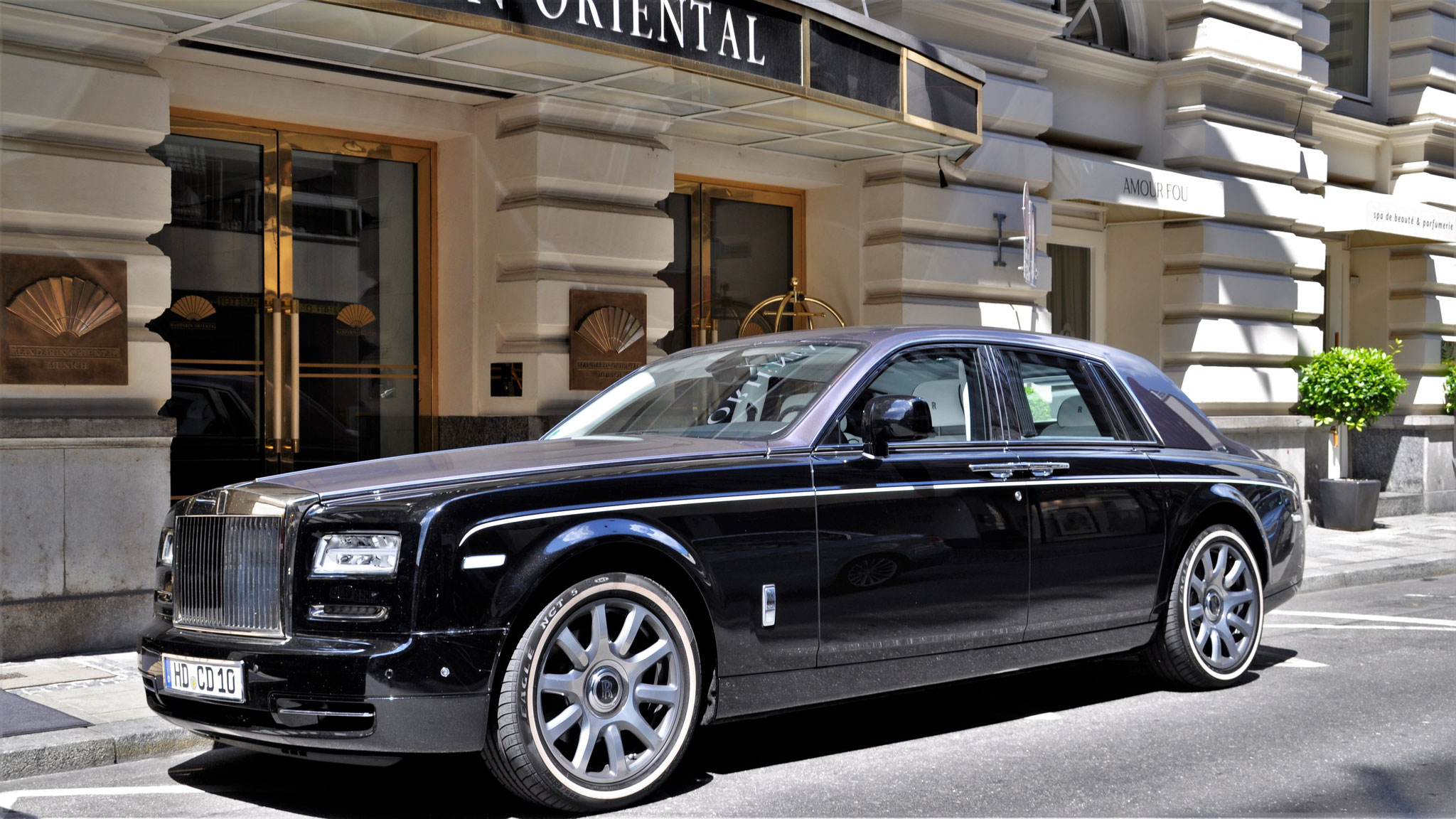 Rolls Royce Phantom - HD-CD-10