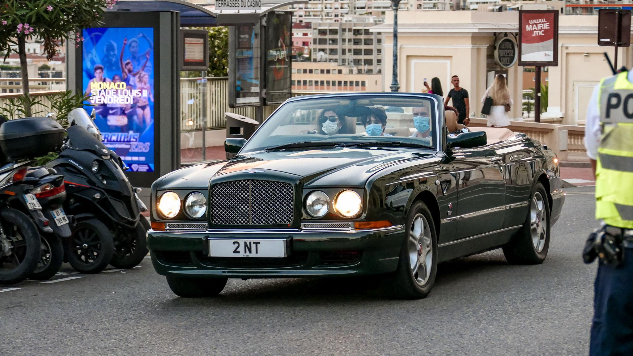 Bentley Azure - 2NT (GB)
