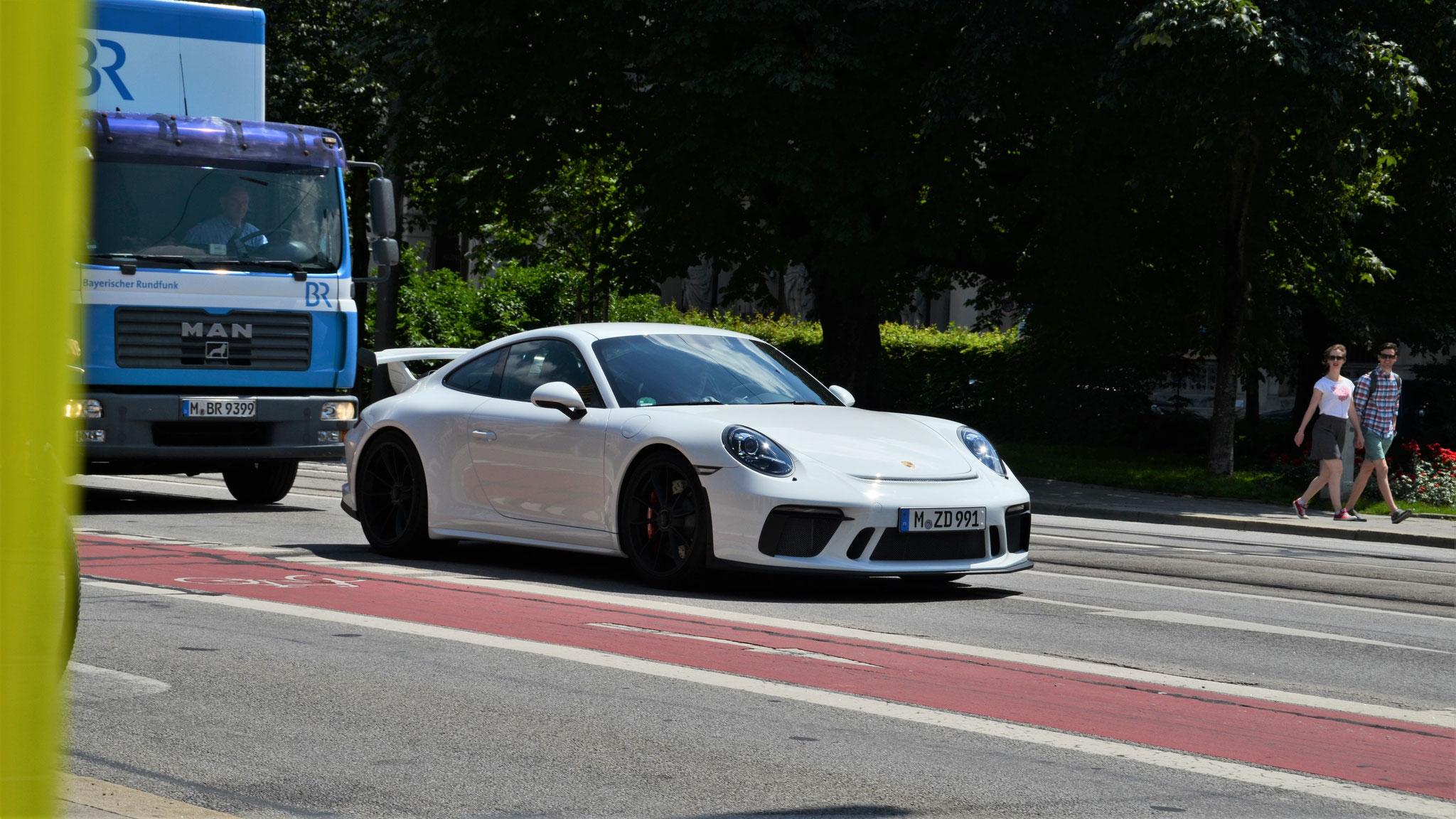 Porsche 991 GT3 - M-ZD-991