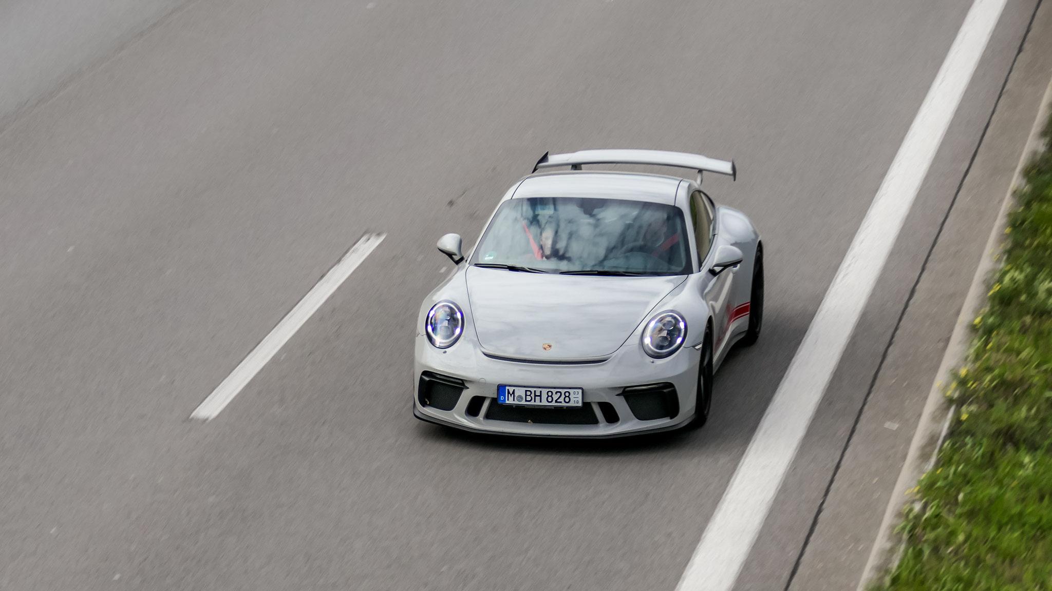 Porsche 991 GT3 - M-BH-828