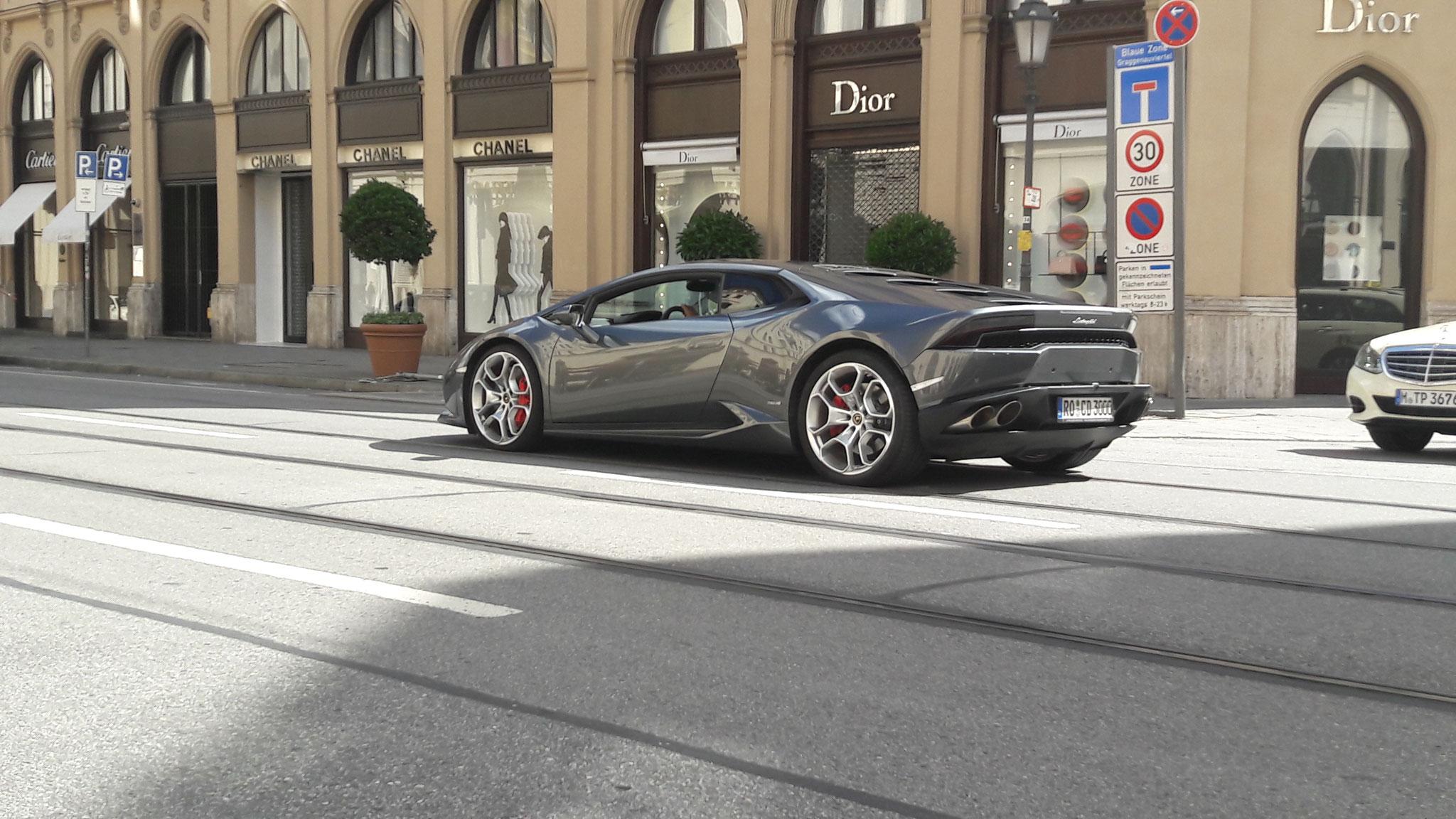 Lamborghini Huracan - RO-CD-3000