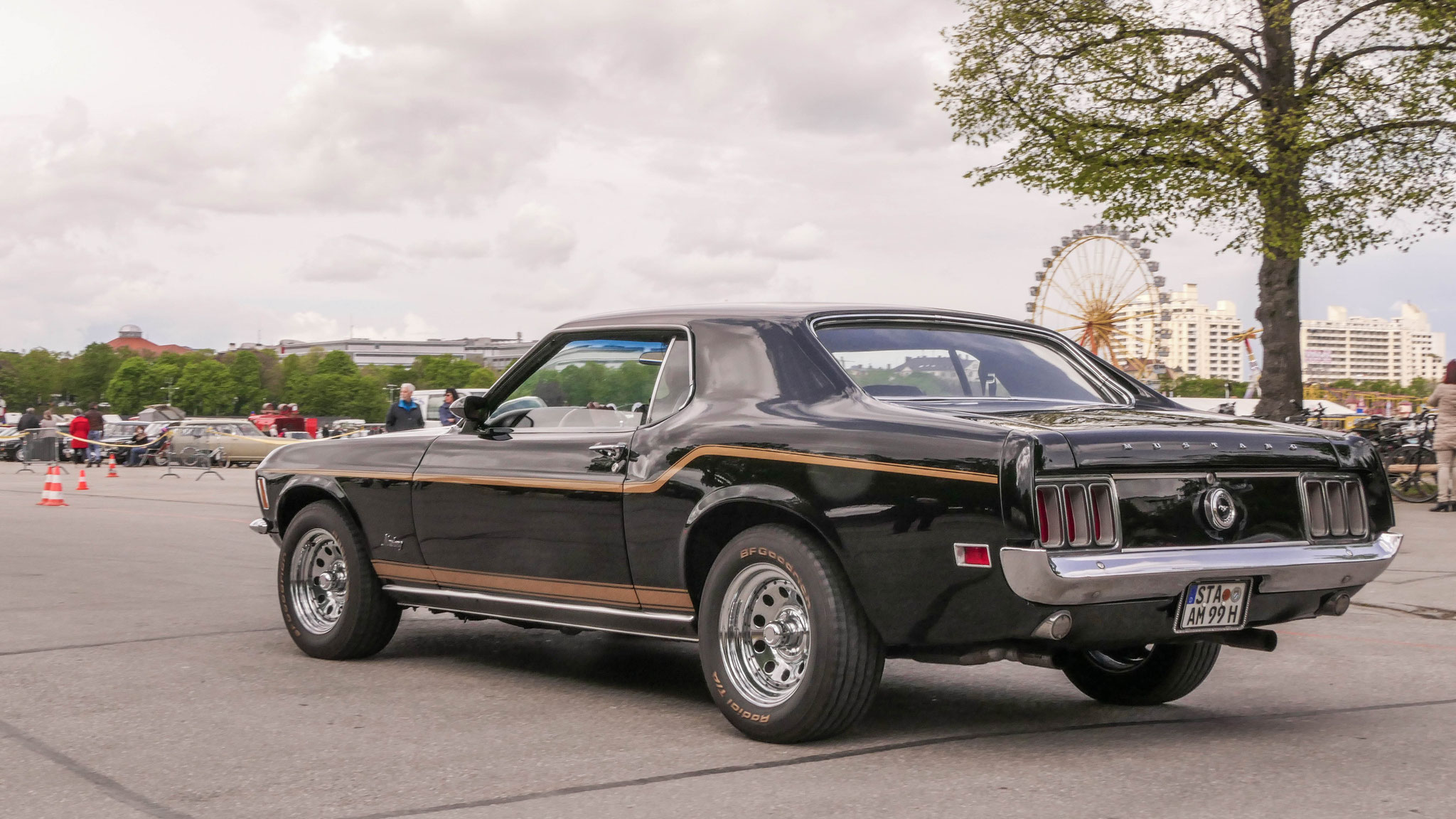 Mustang I - STA-AM-99H