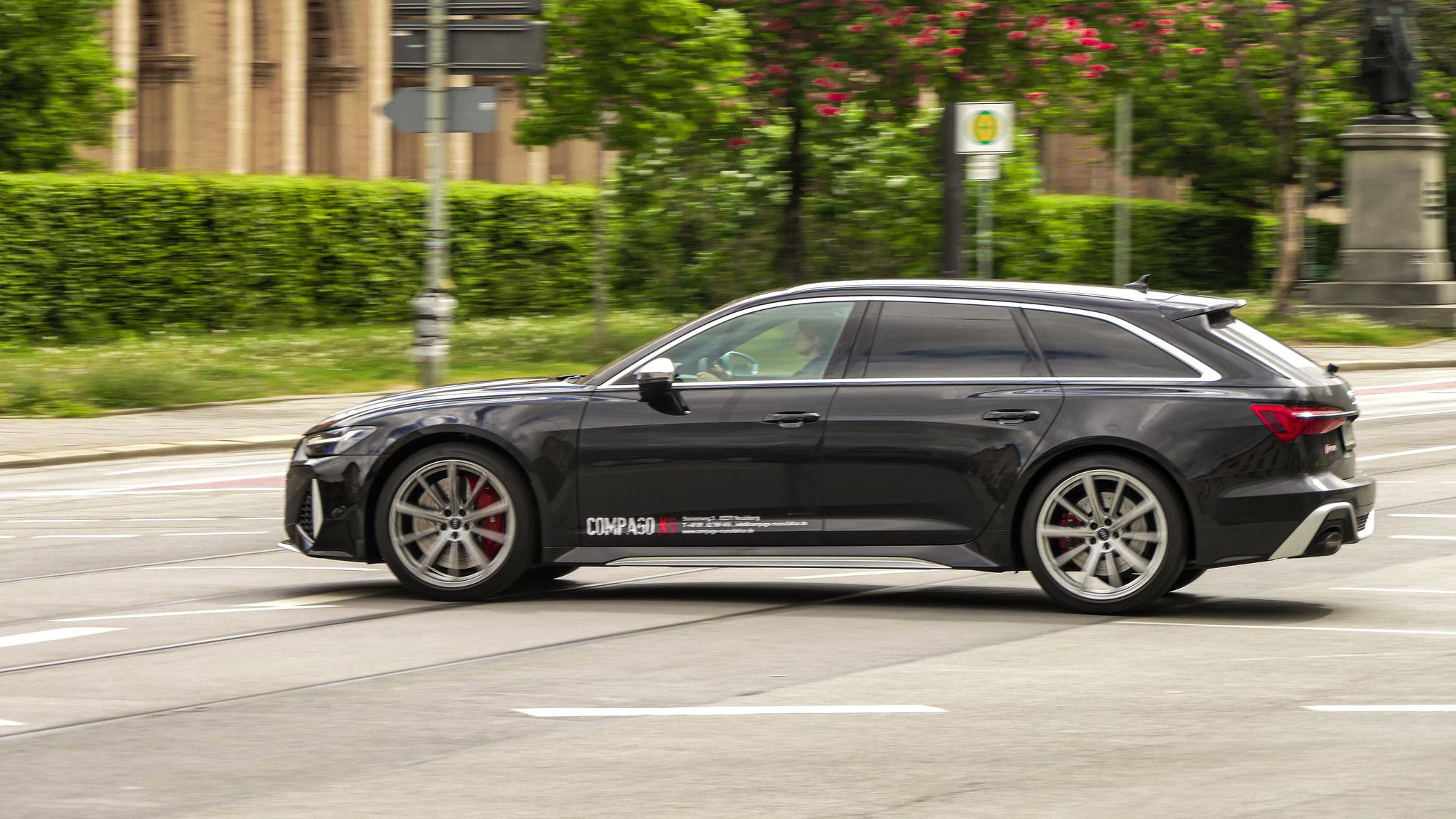 Audi RS6 - M-OT-361